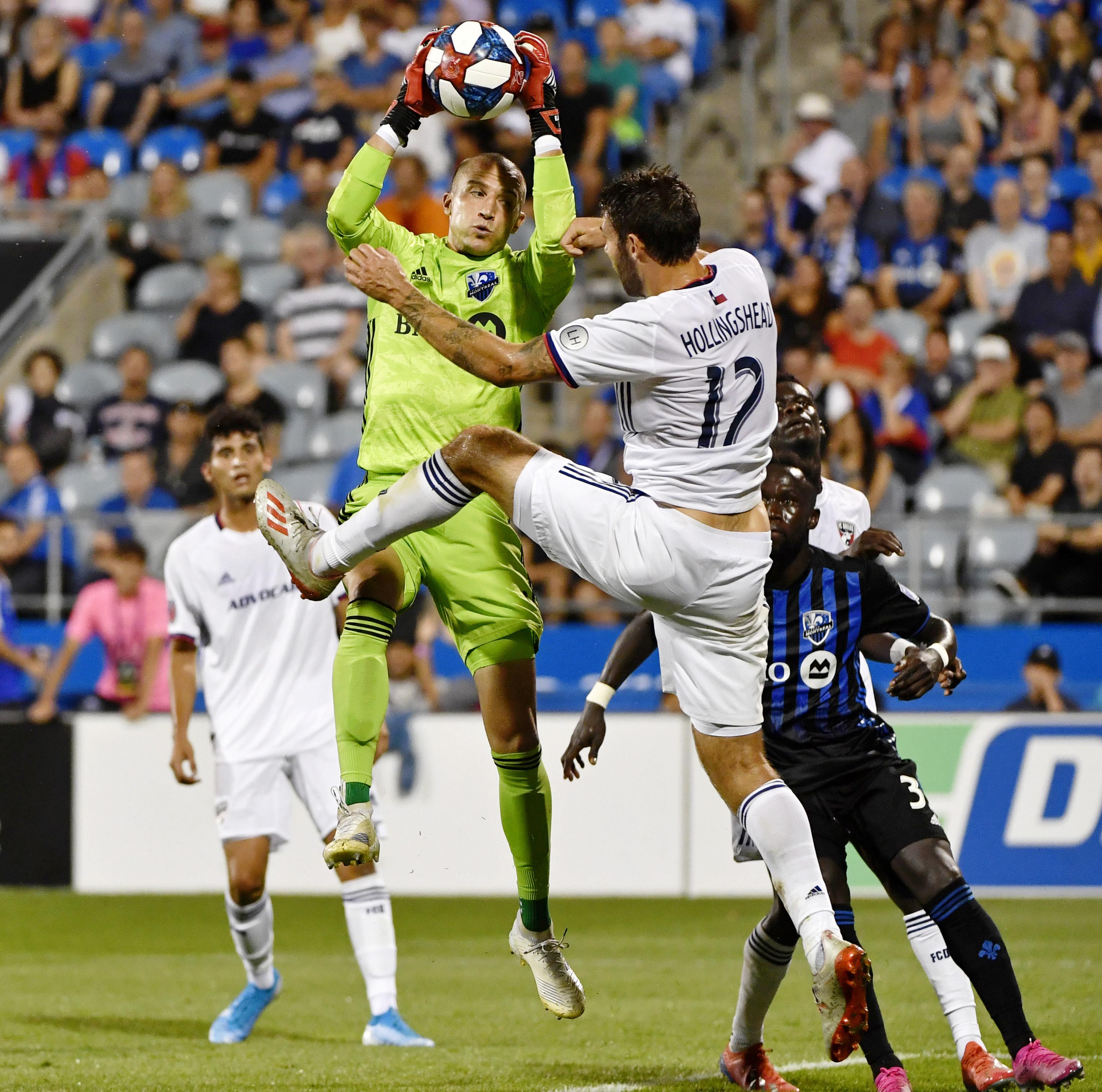 MLS: FC Dallas at Montreal Impact