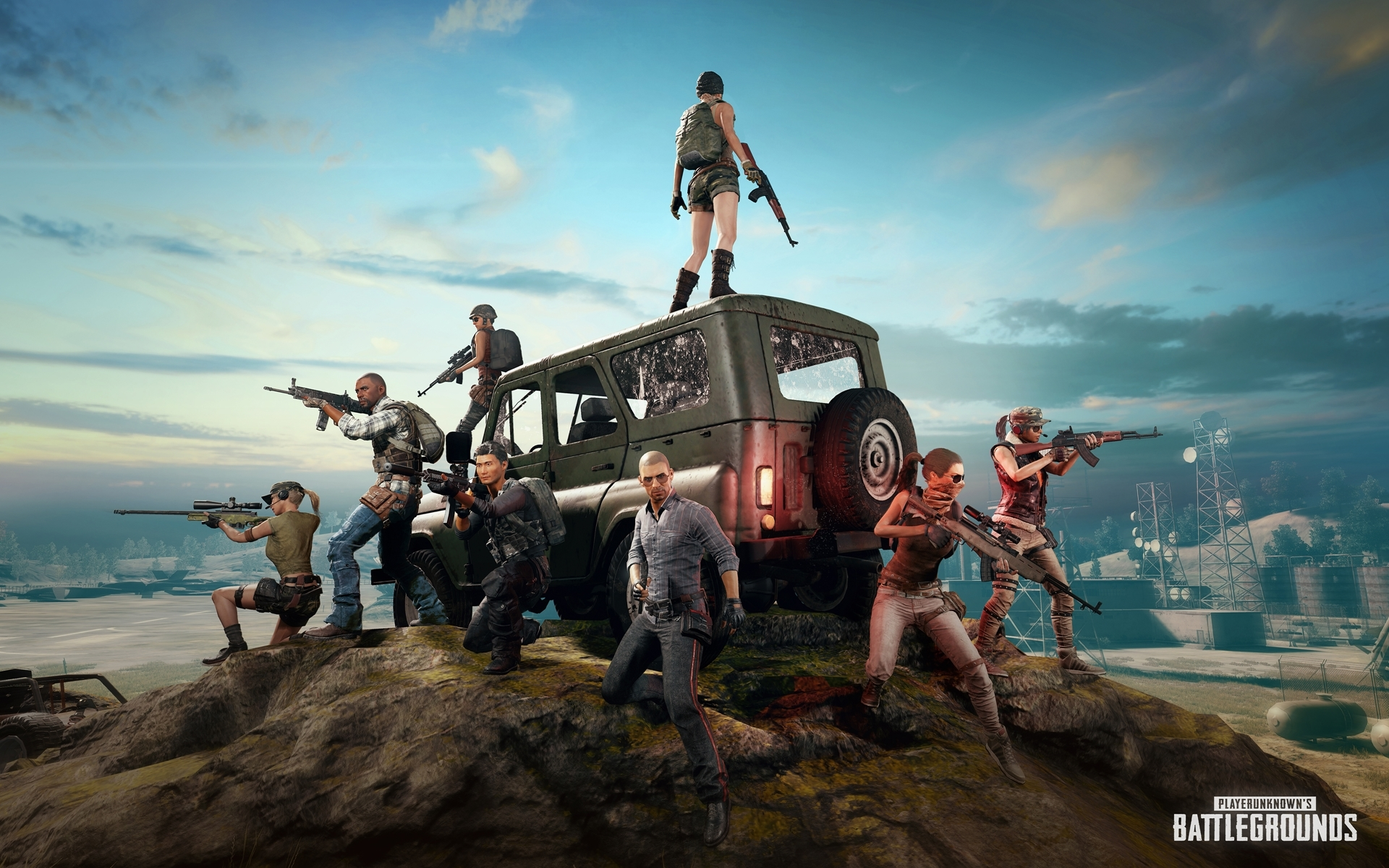 Cross play is coming to PUBG on consoles