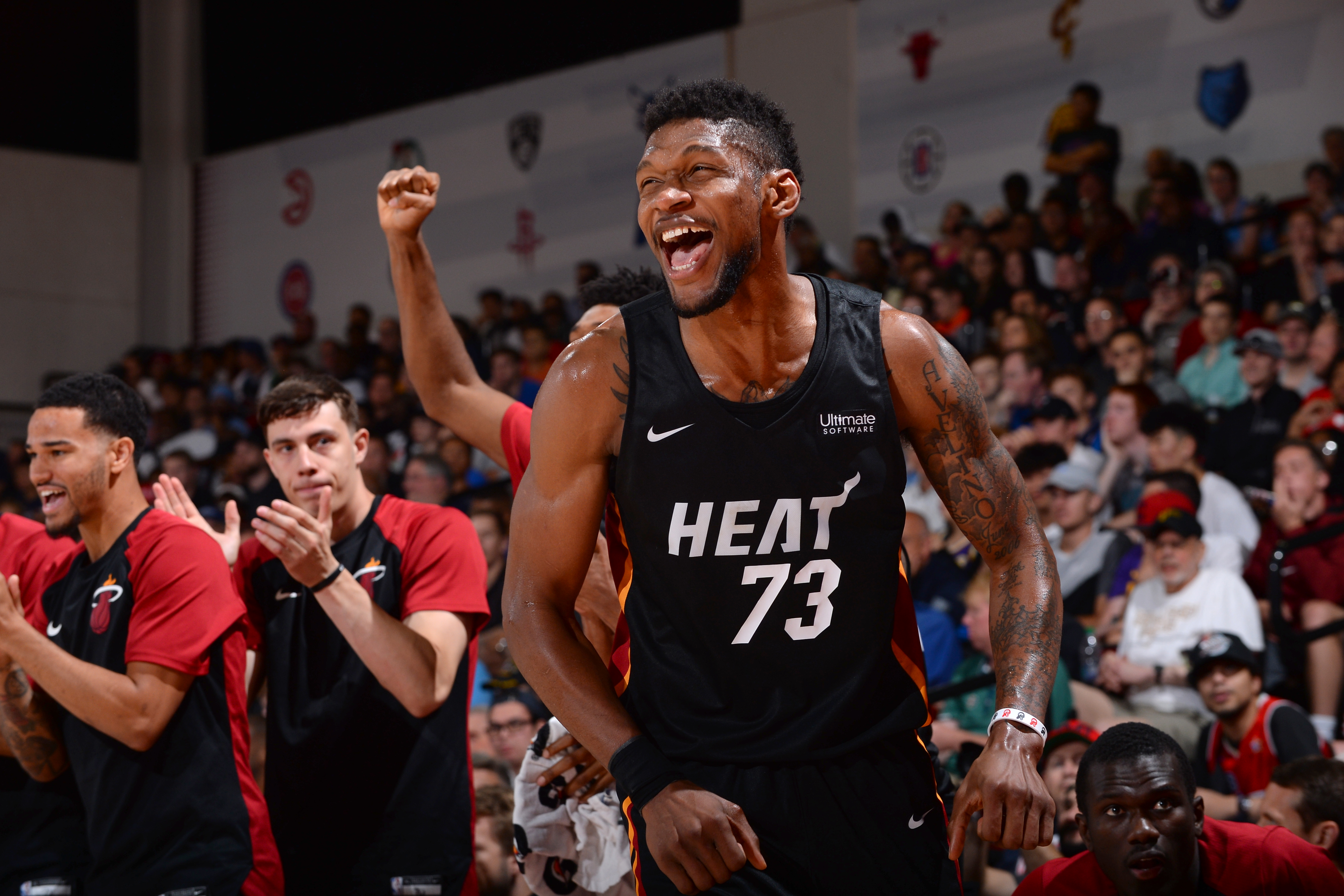 2019 Las Vegas Summer League - Miami Heat v Orlando Magic
