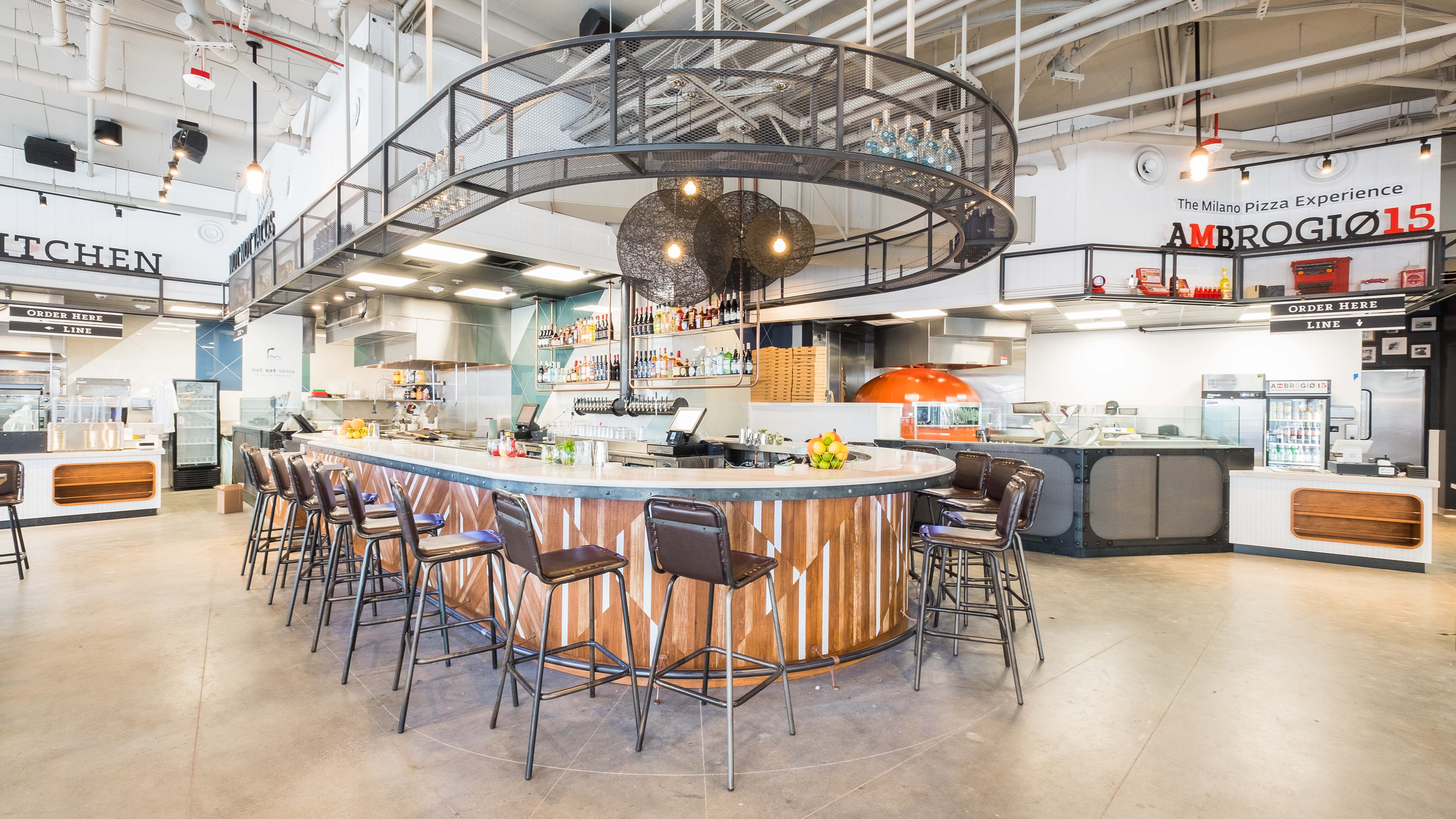 Little Italy Food Hall Adds Fast-Casual Pasta Component