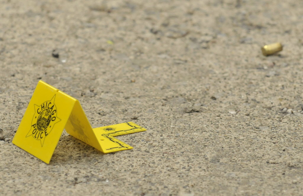 A man was wounded in a drive-by shooting Aug. 19, 2019, in the 7000 block of South Dante Avenue.