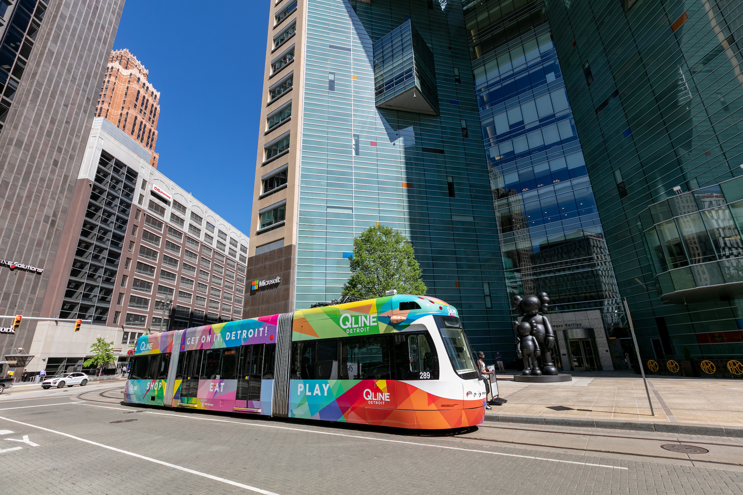 QLine to be added to metro Detroit's new transit payment system Dart