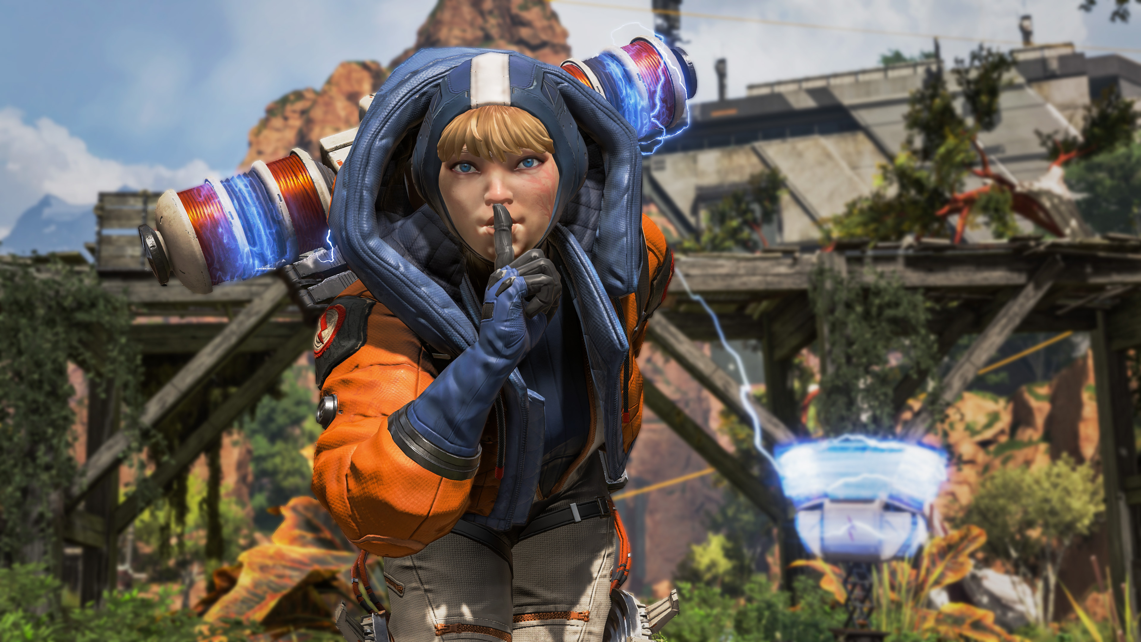 Respawn CEO apologizes for devs who insulted Apex Legends fans