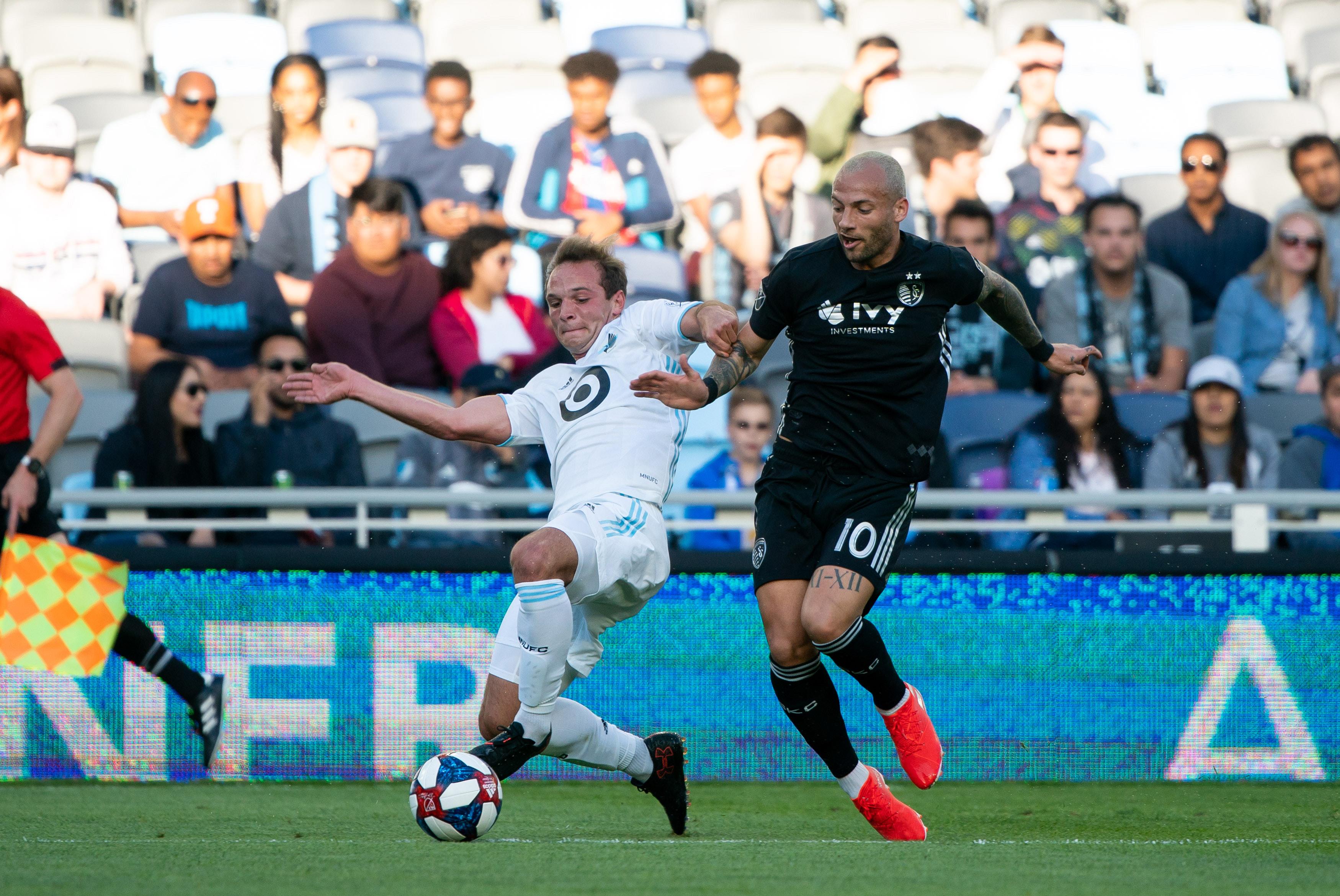 MLS: U.S. Cup-Sporting KC at Minnesota United