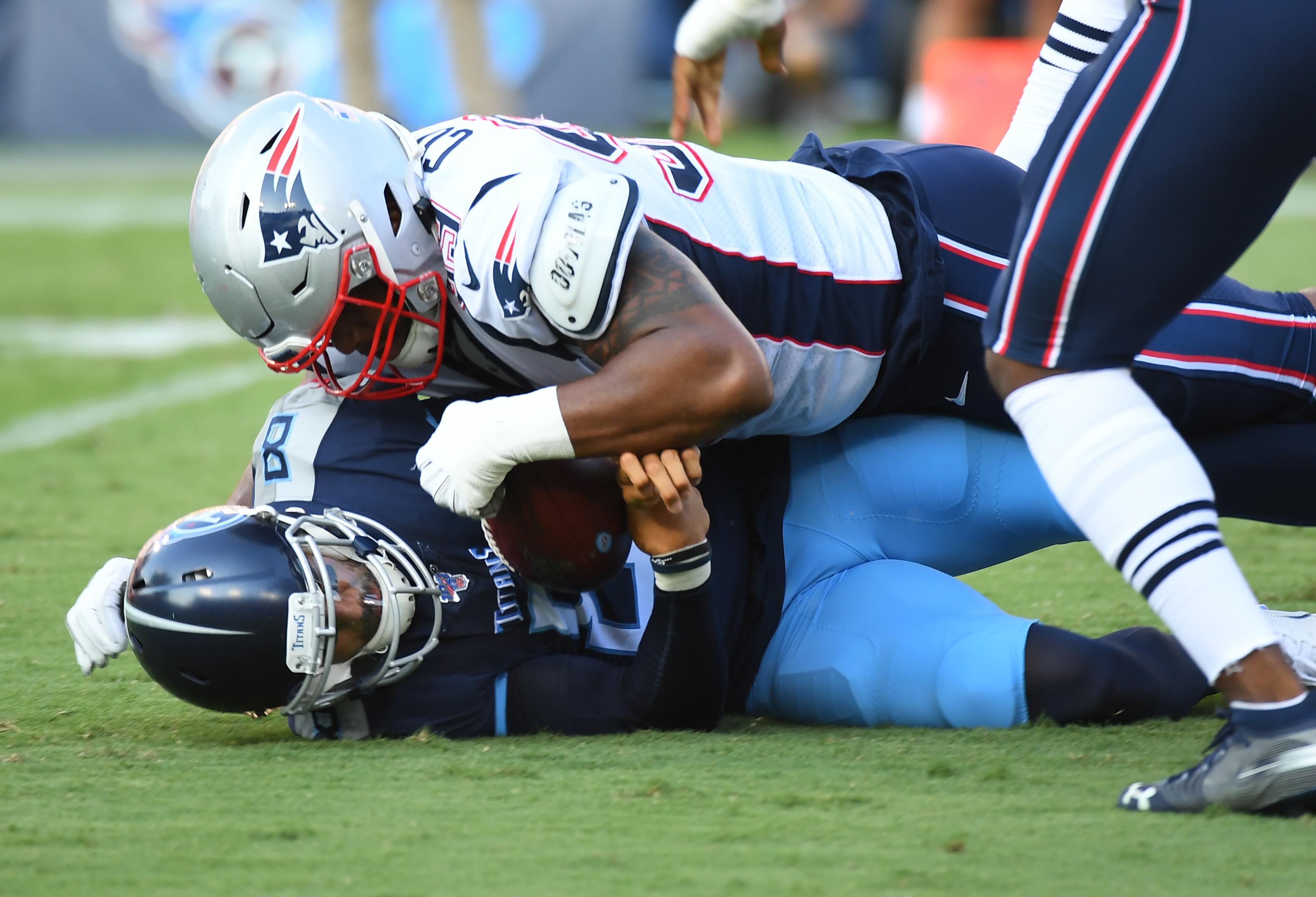 NFL: Preseason-New England Patriots at Tennessee Titans