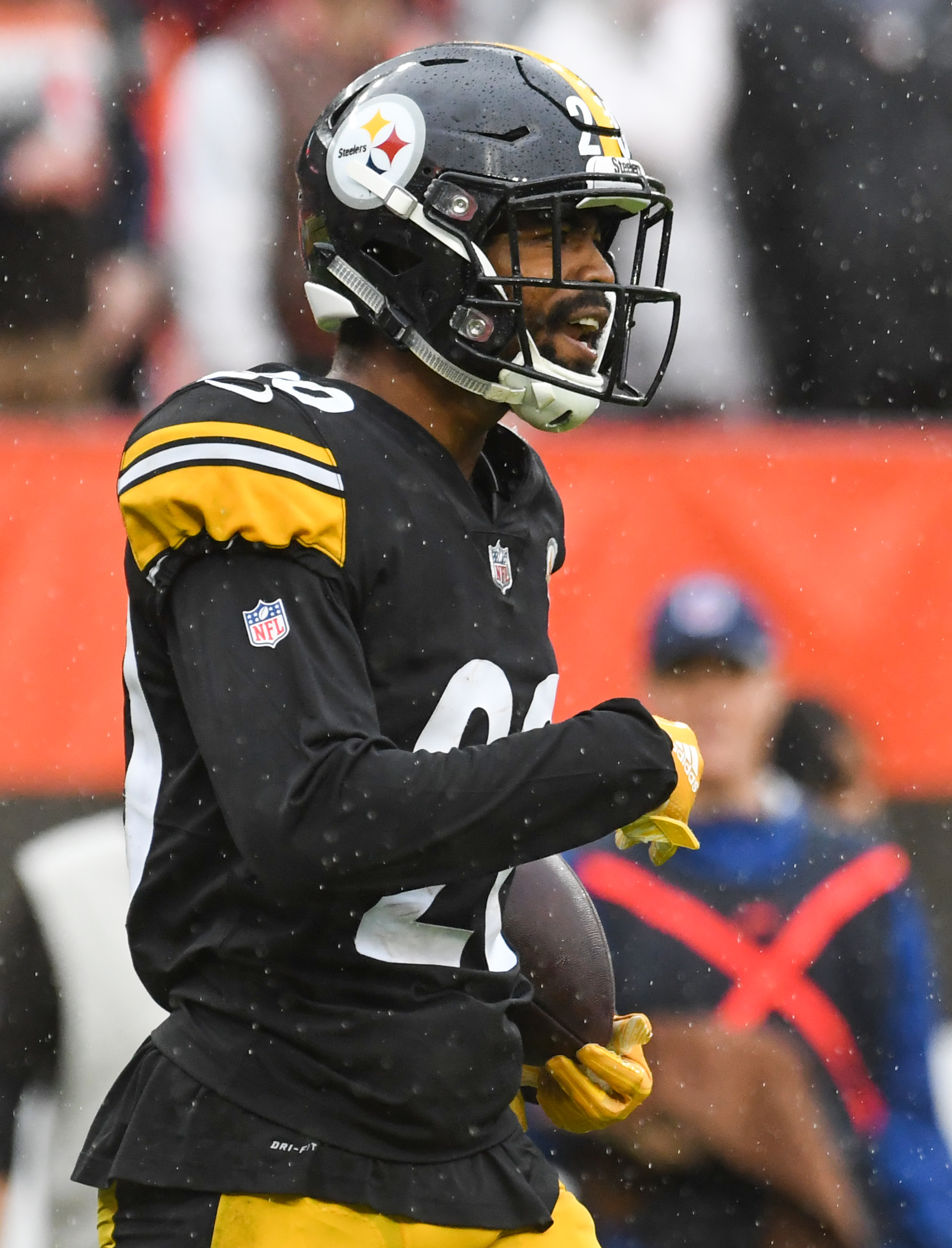 Cameron Sutton will eventually make plays for the Steelers — and 'eventually' is now