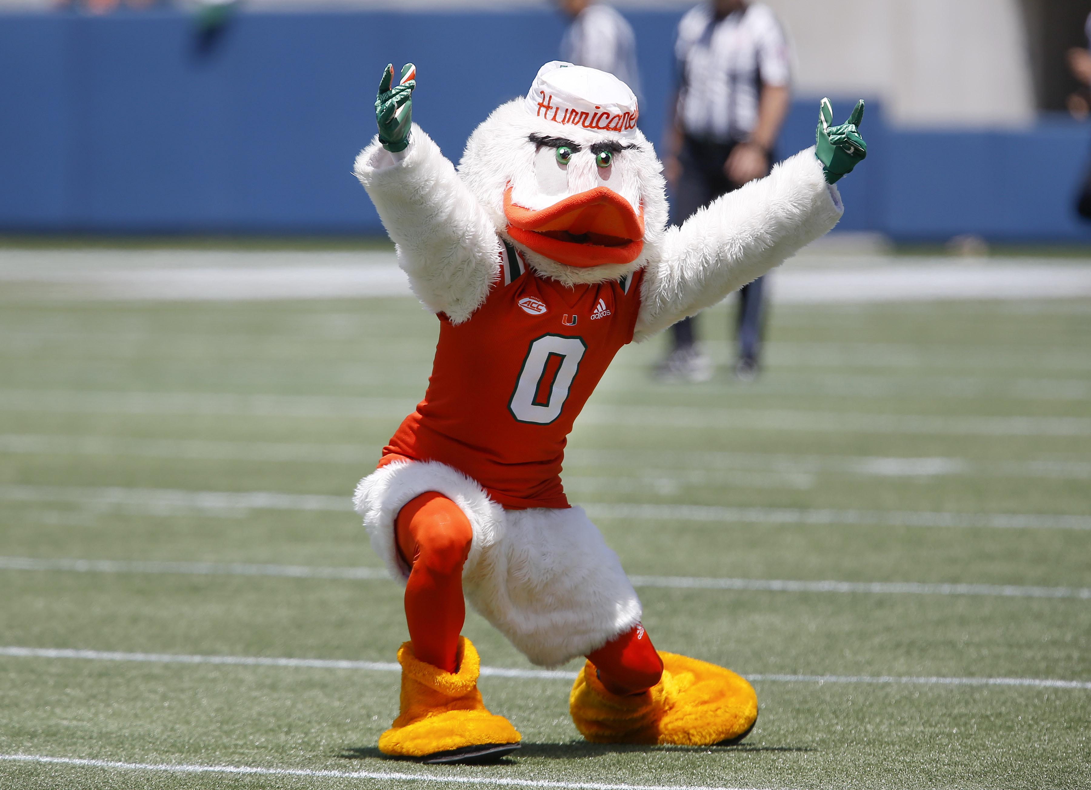 NCAA Football: Miami Spring Game