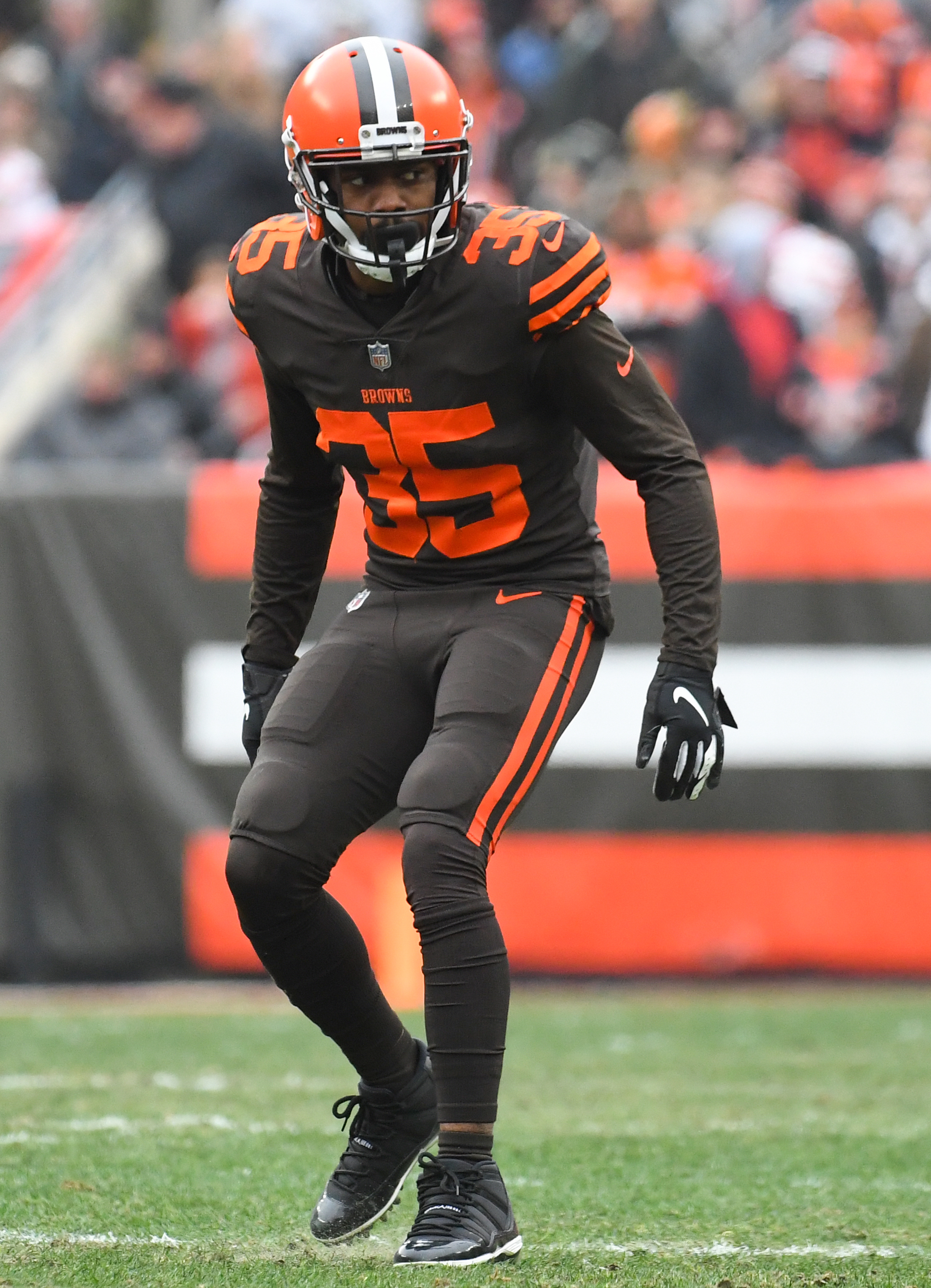 Jermaine Whitehead, at long last, has found his place in the NFL with the Browns