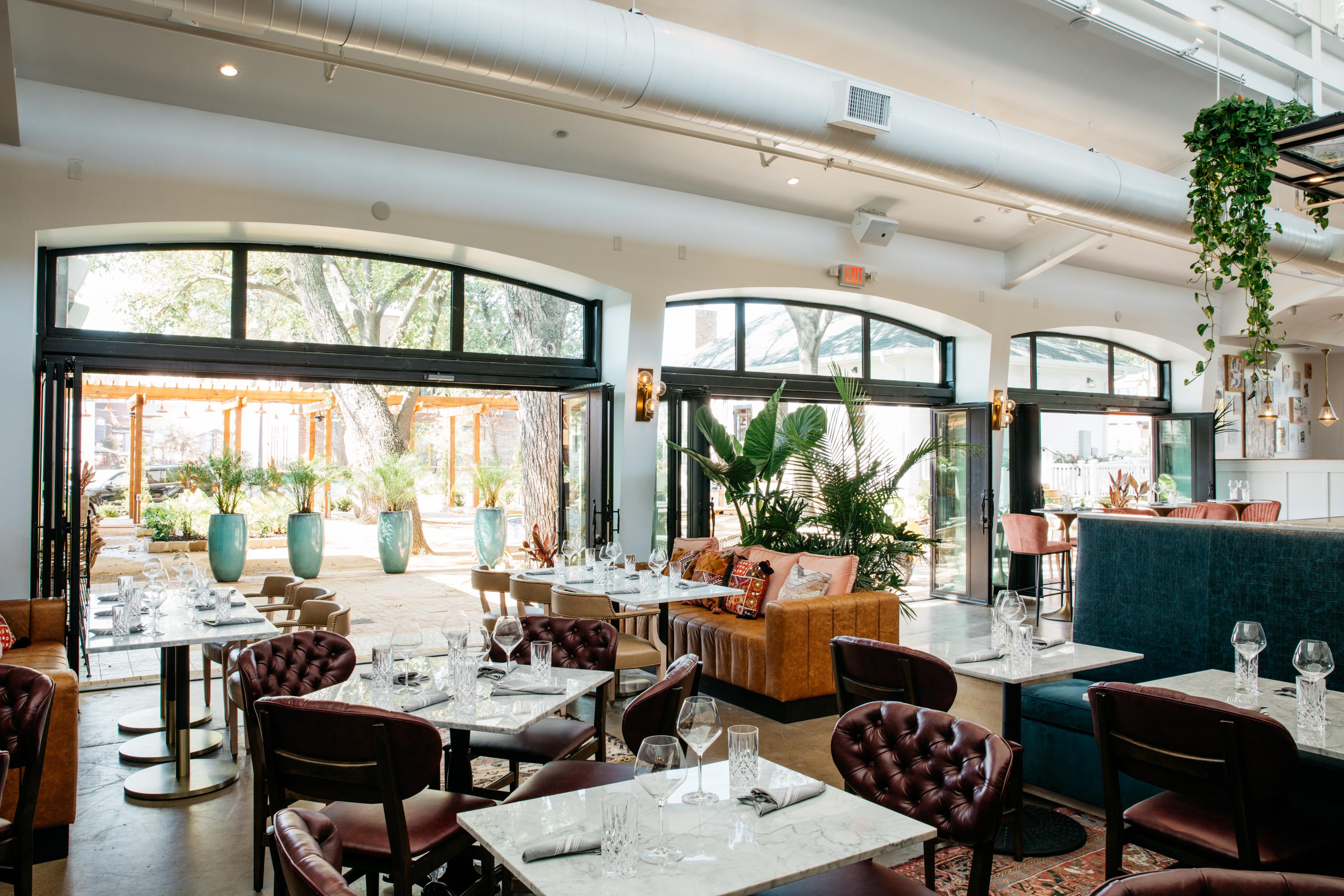 Bishop Arts's Newest Restaurant Will Serve Chic European Eats on Roving Bar Carts