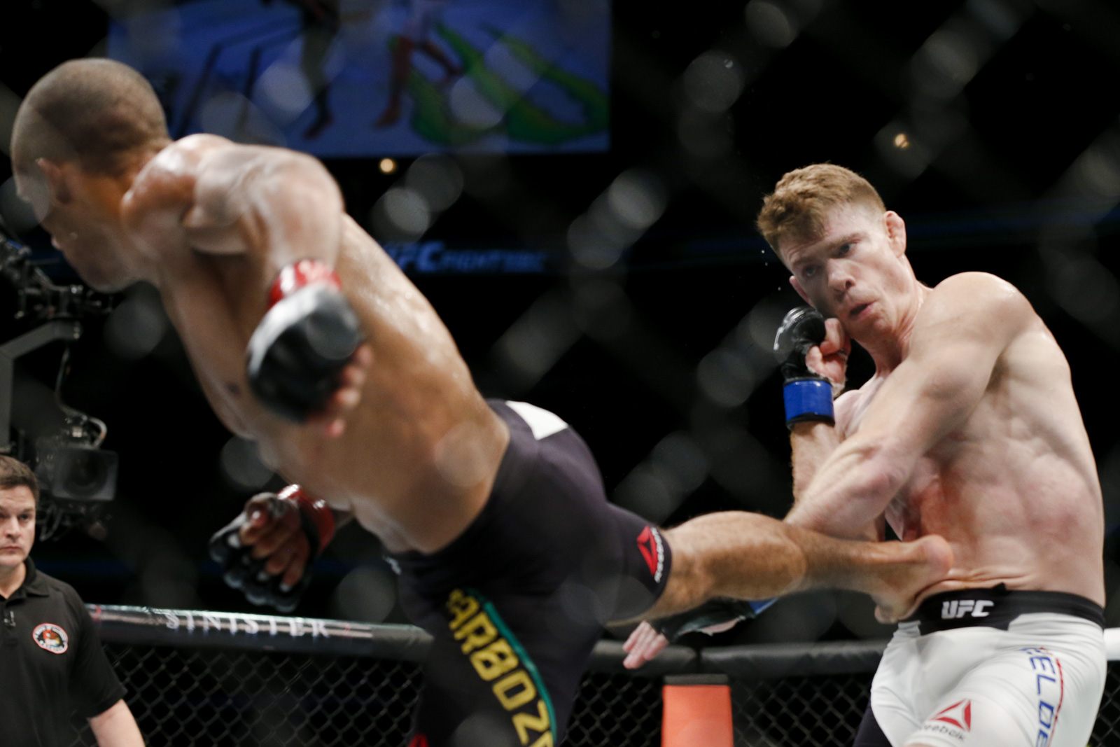 UFC on FOX 16 photos