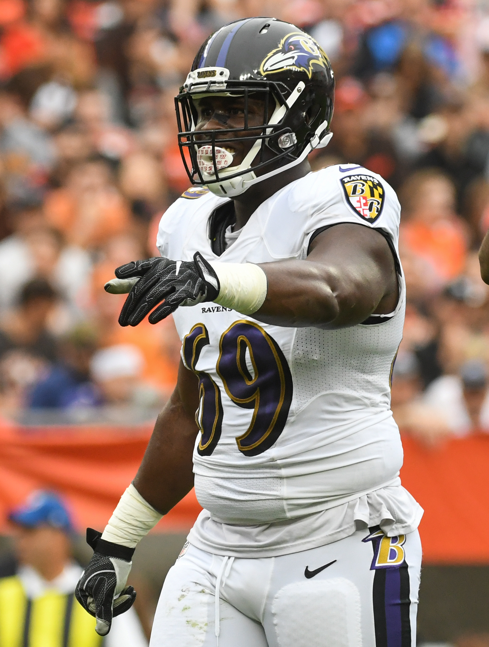 Willie Henry can be the big sack guy the Ravens need. He just HAS to stay healthy