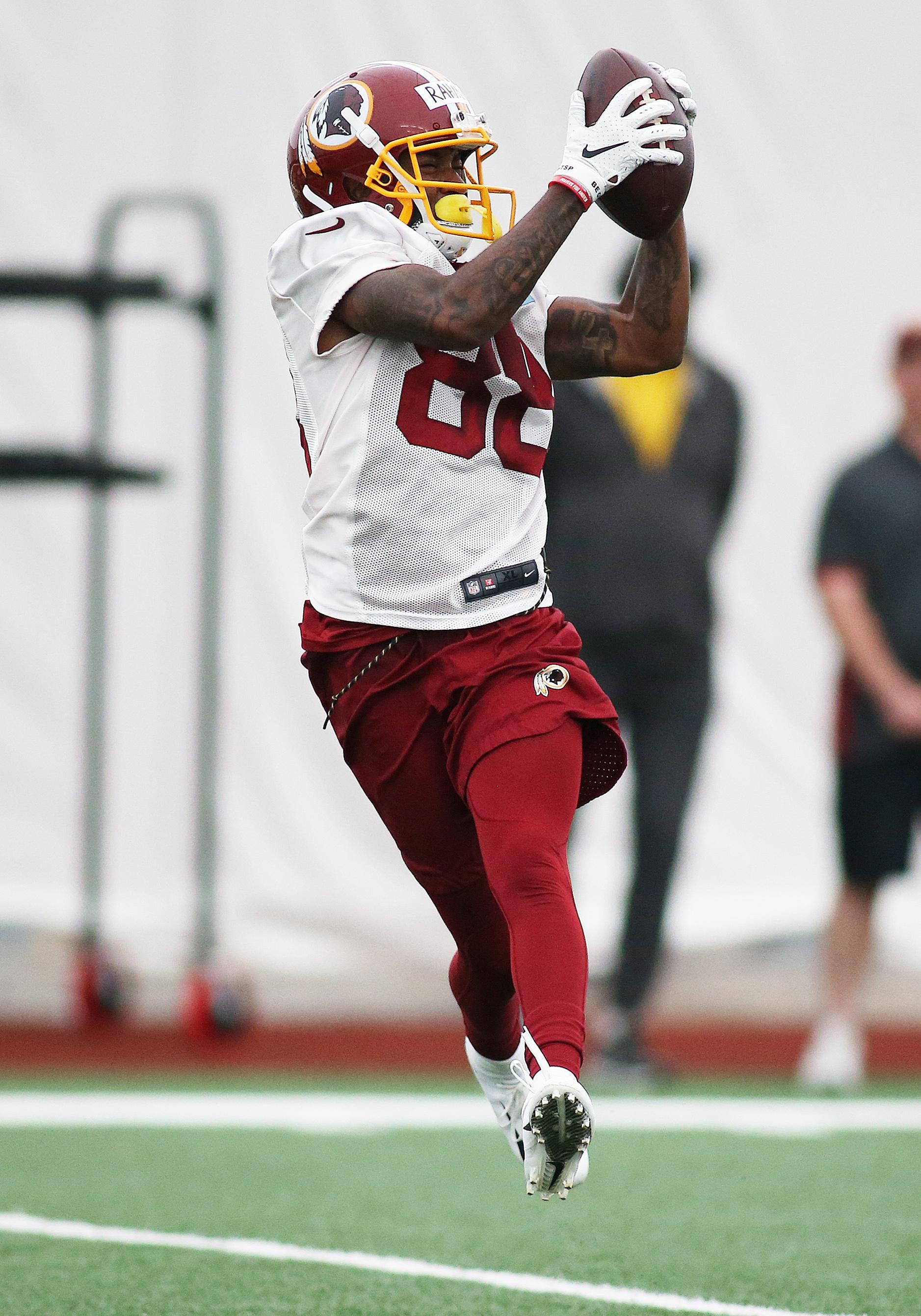 NFL: MAY 11 Redskins Rookie Mini-Camp