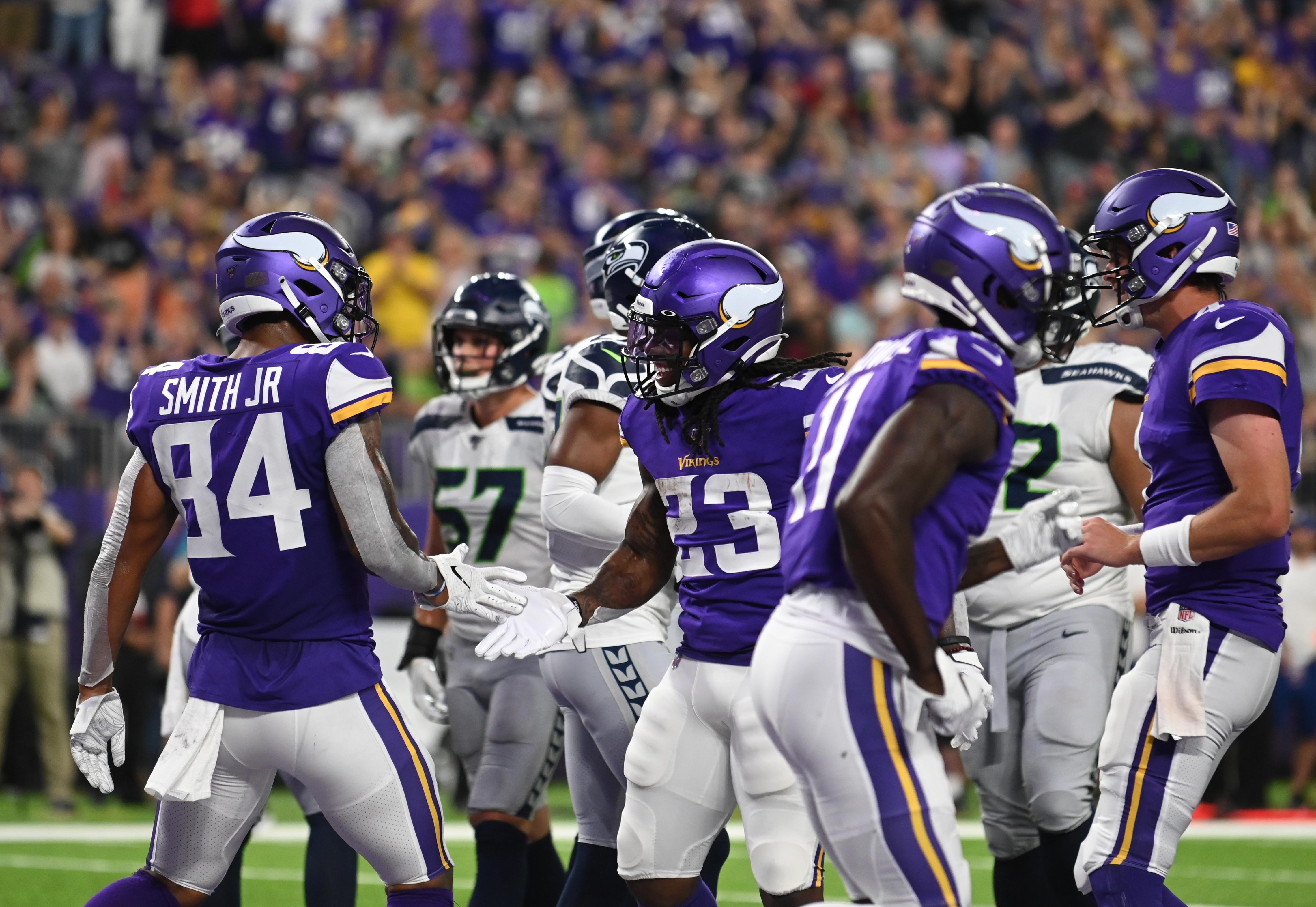 f62895c4 Minnesota Vikings Preseason Game 2 Notes - Daily Norseman