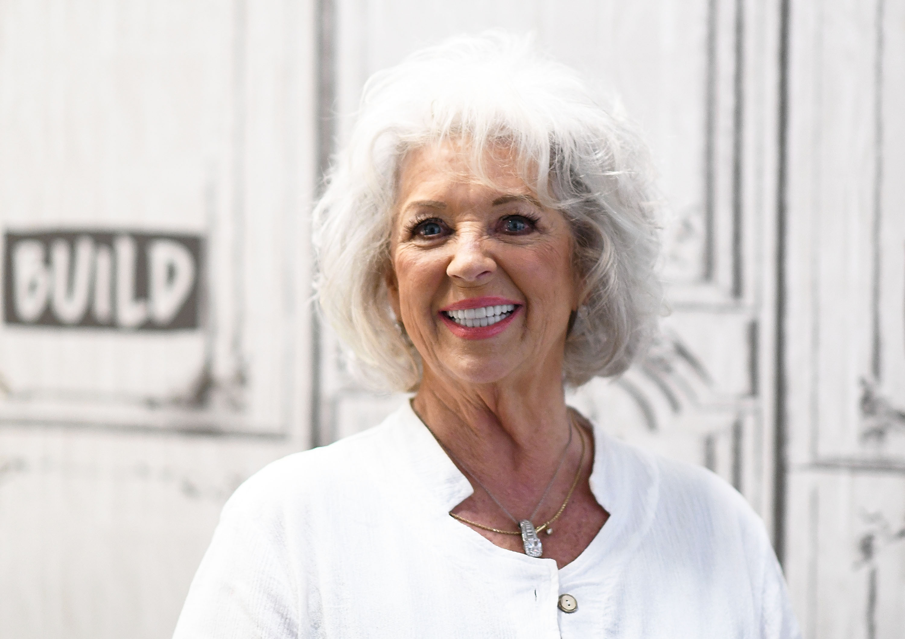 "Build Presents Paula Deen Discussing Her New Cookbook ""At The Southern Table With Paula Deen"""