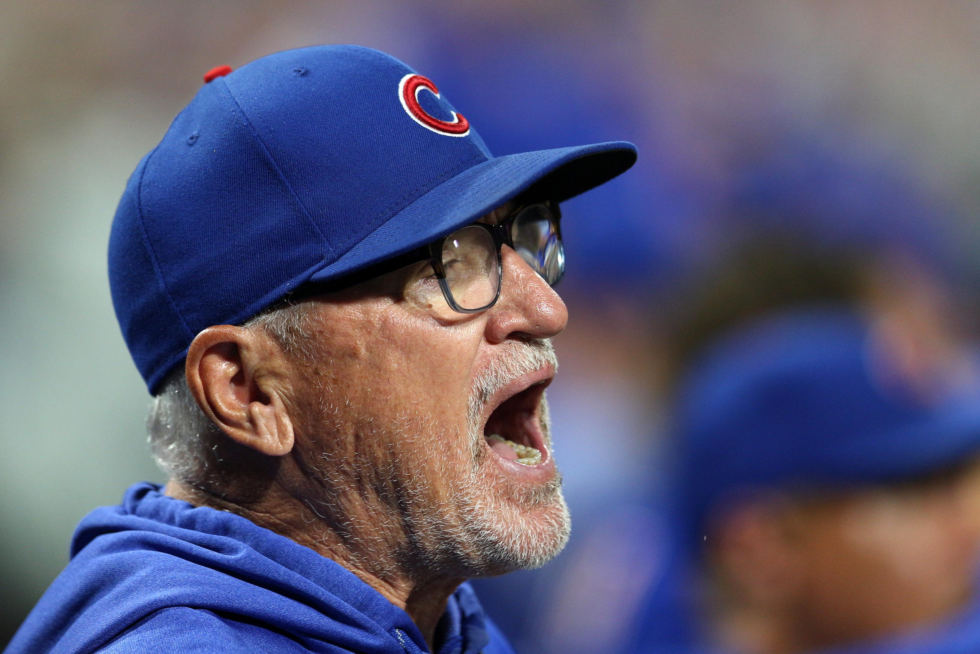 Chicago Cubs v. Philadelphia Phillies