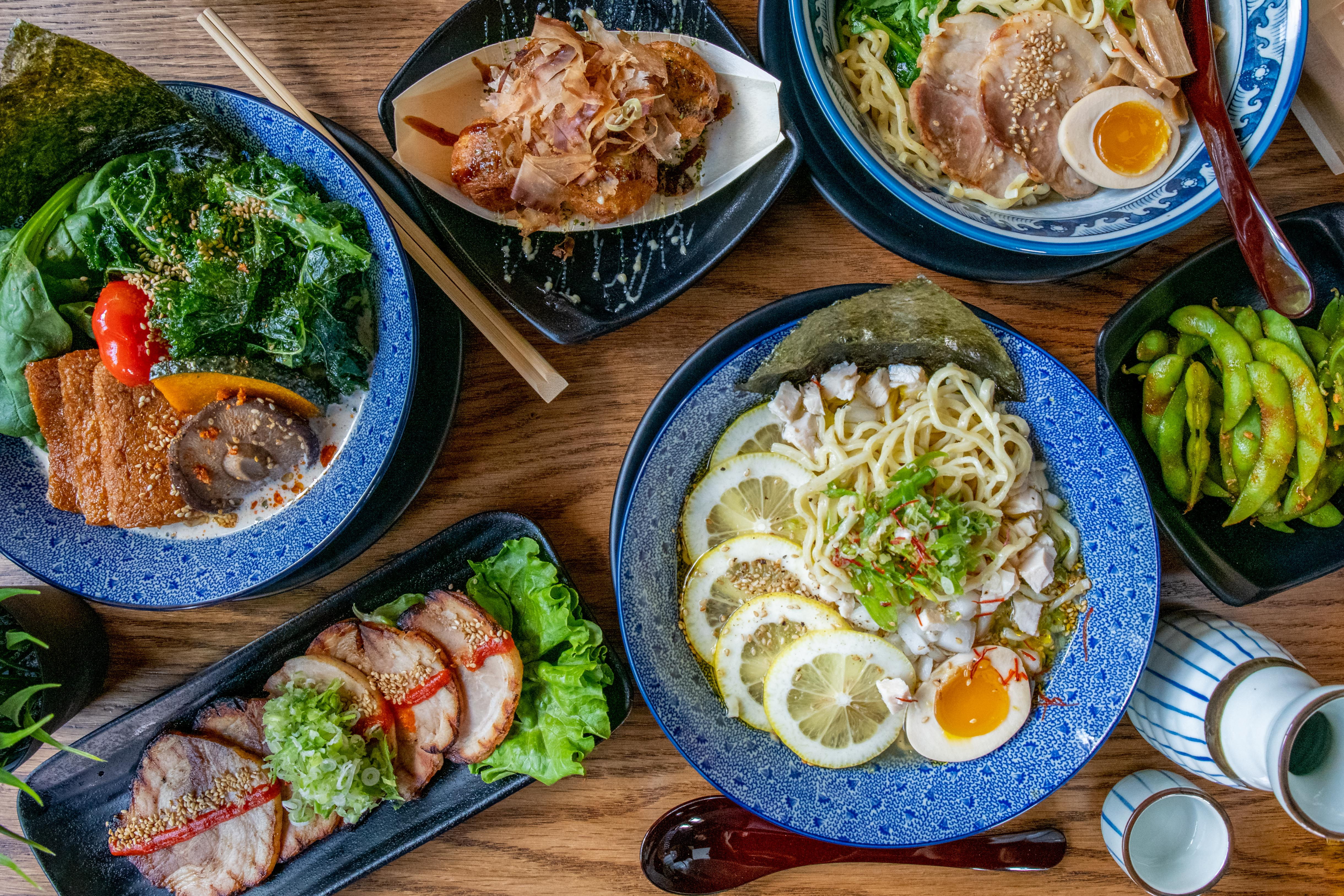 A Seriously Exciting Ramen Restaurant Debuts This Week on Greenville Avenue