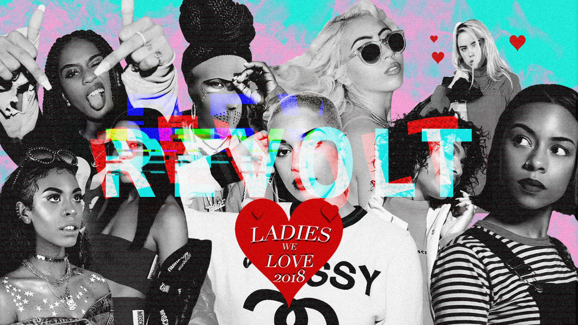 REVOLT 'Ladies We Love'