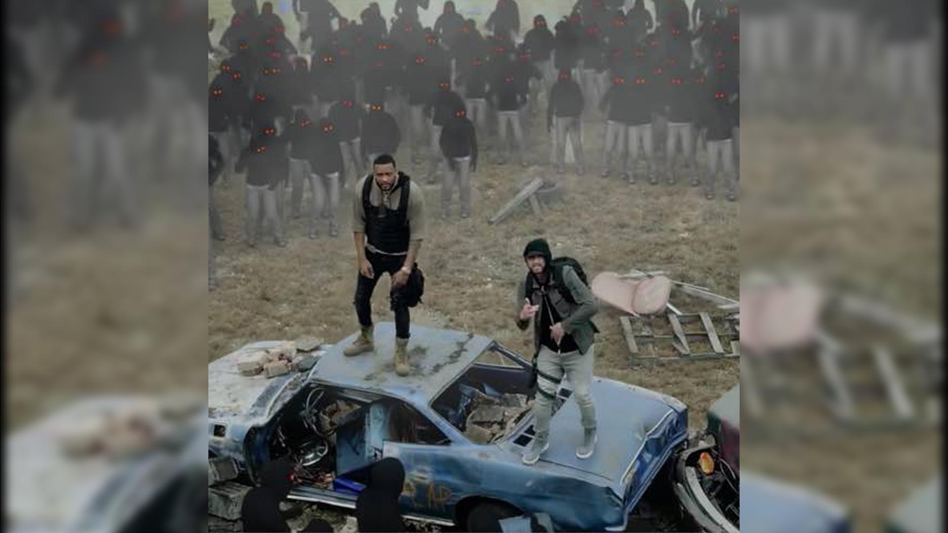 Eminem and Joyner Lucas