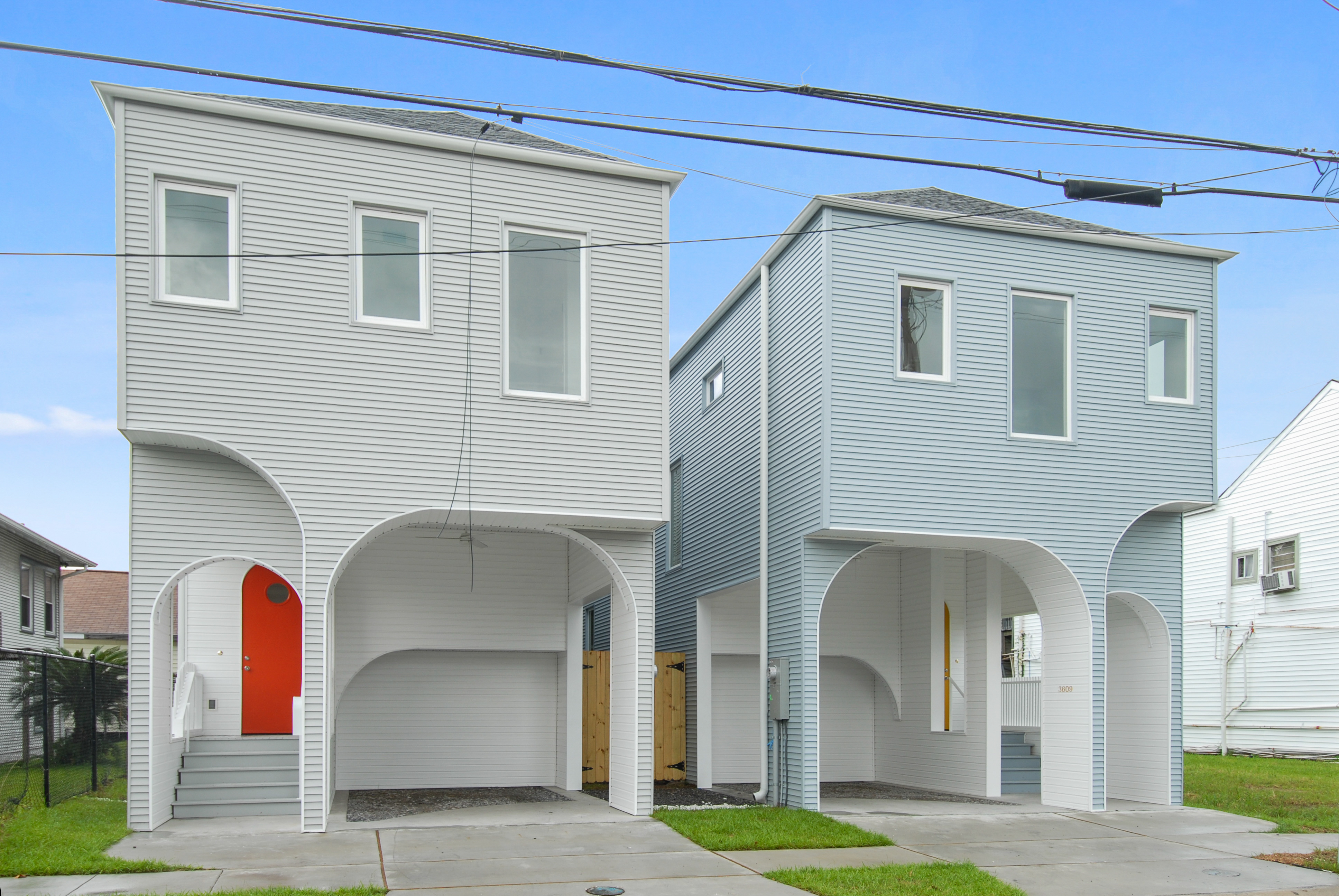 Take a look at NOLA's first crowdfunded homes