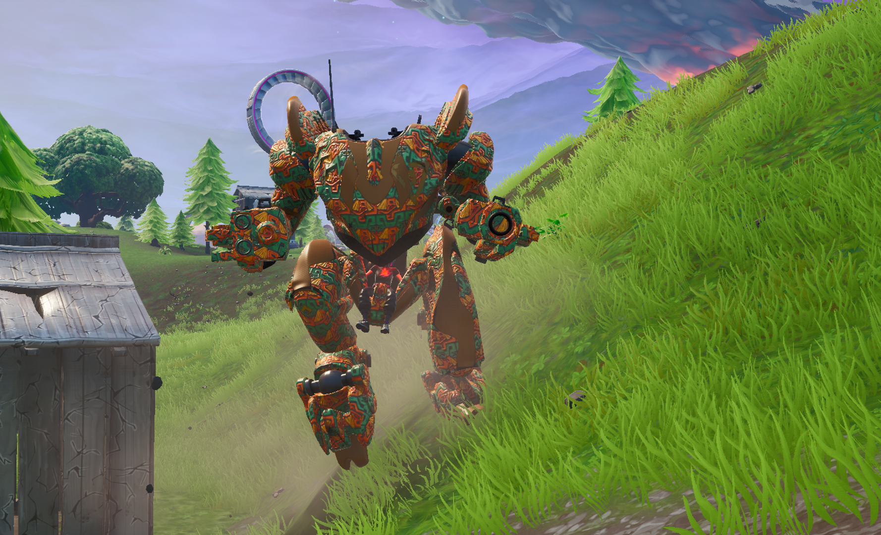 Fortnite's latest tournament proved nobody is right about the mechs