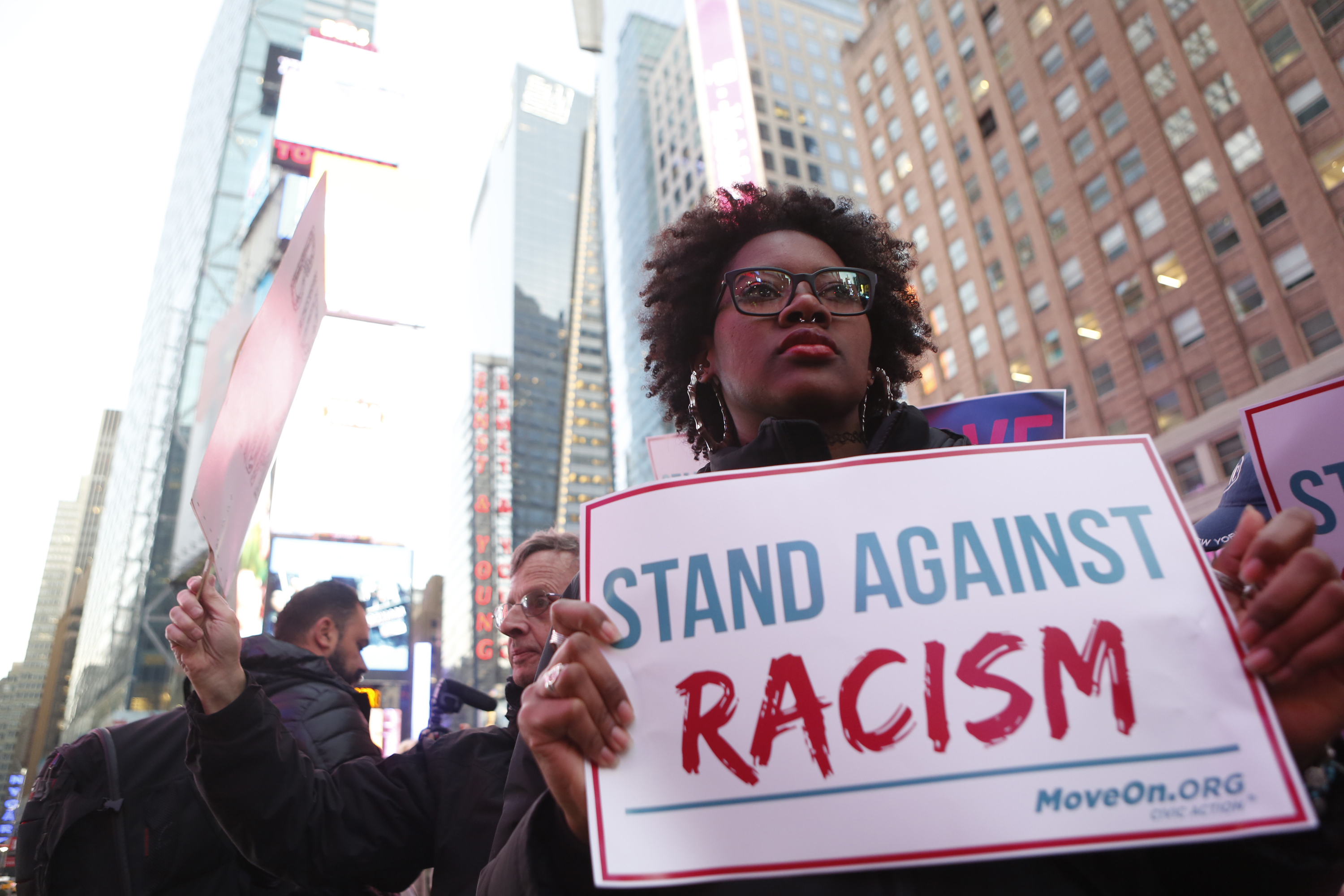 Poll: voters who reject racism are more energized for 2020 than they were in 2016