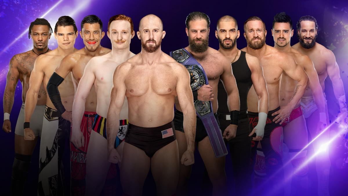 205 Live - Cageside Seats