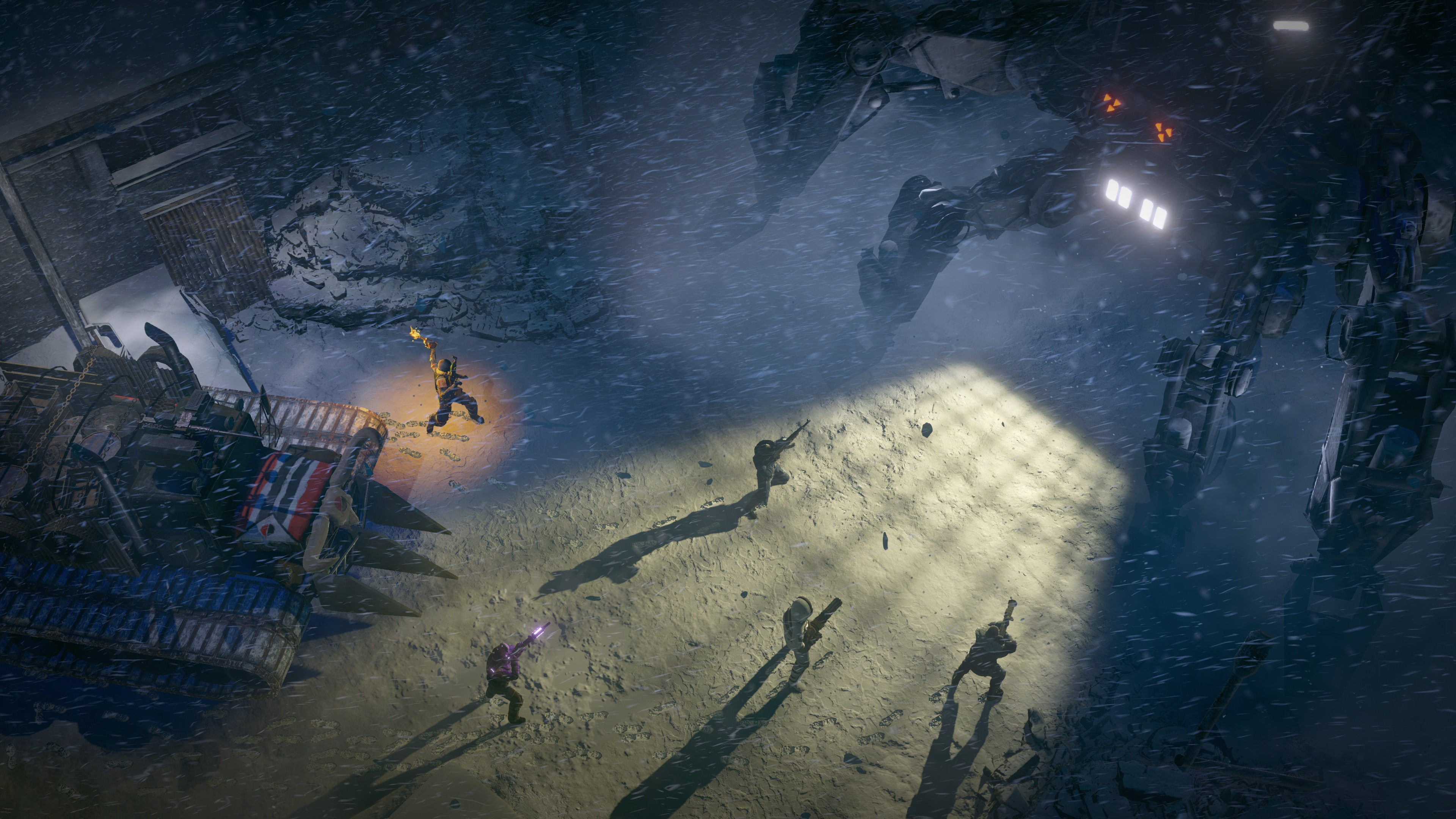 Wasteland 3 is a prettier, more polished post-apocalypse