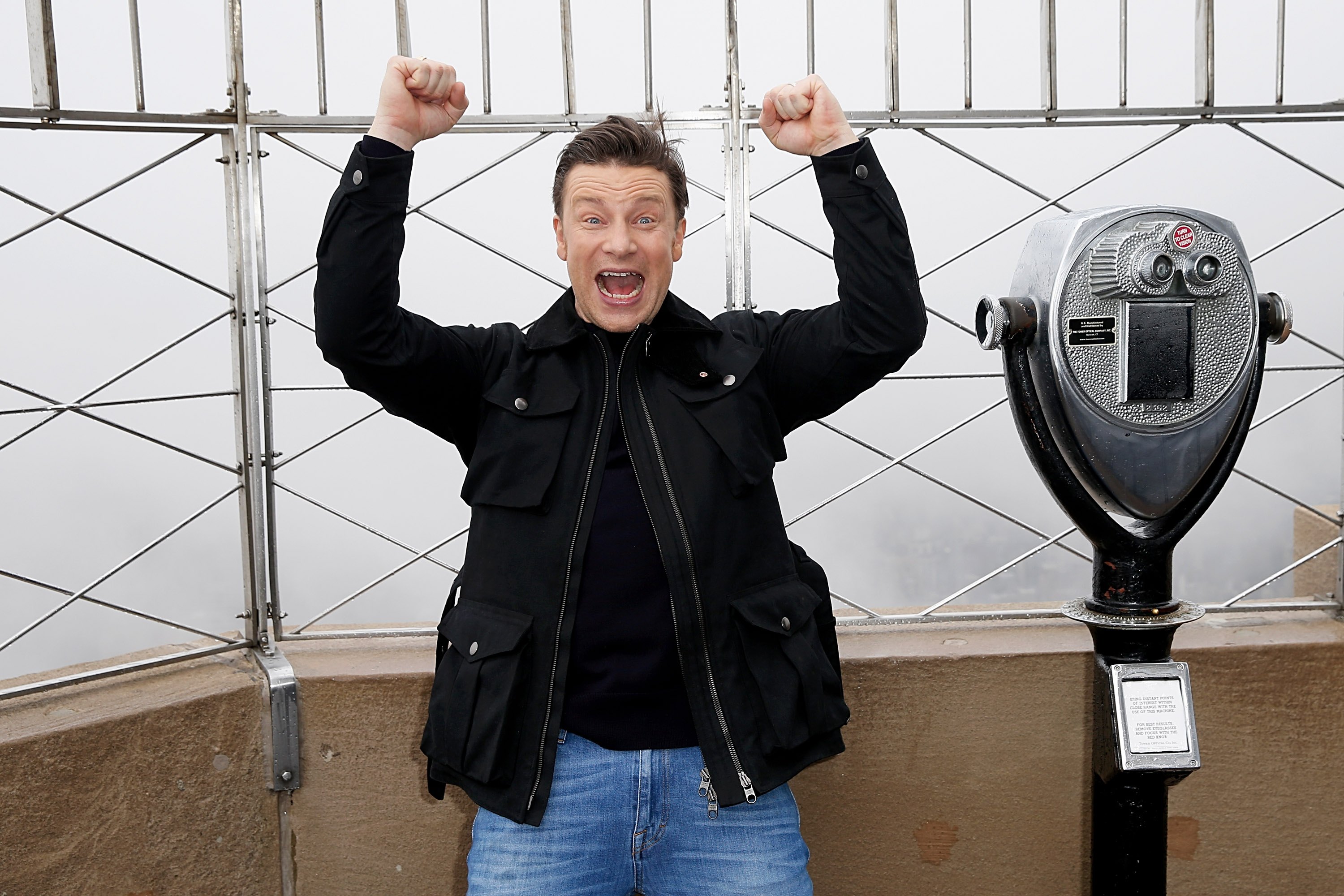 New Jamie Oliver Documentary Exploring His Life and Career Airs Tonight