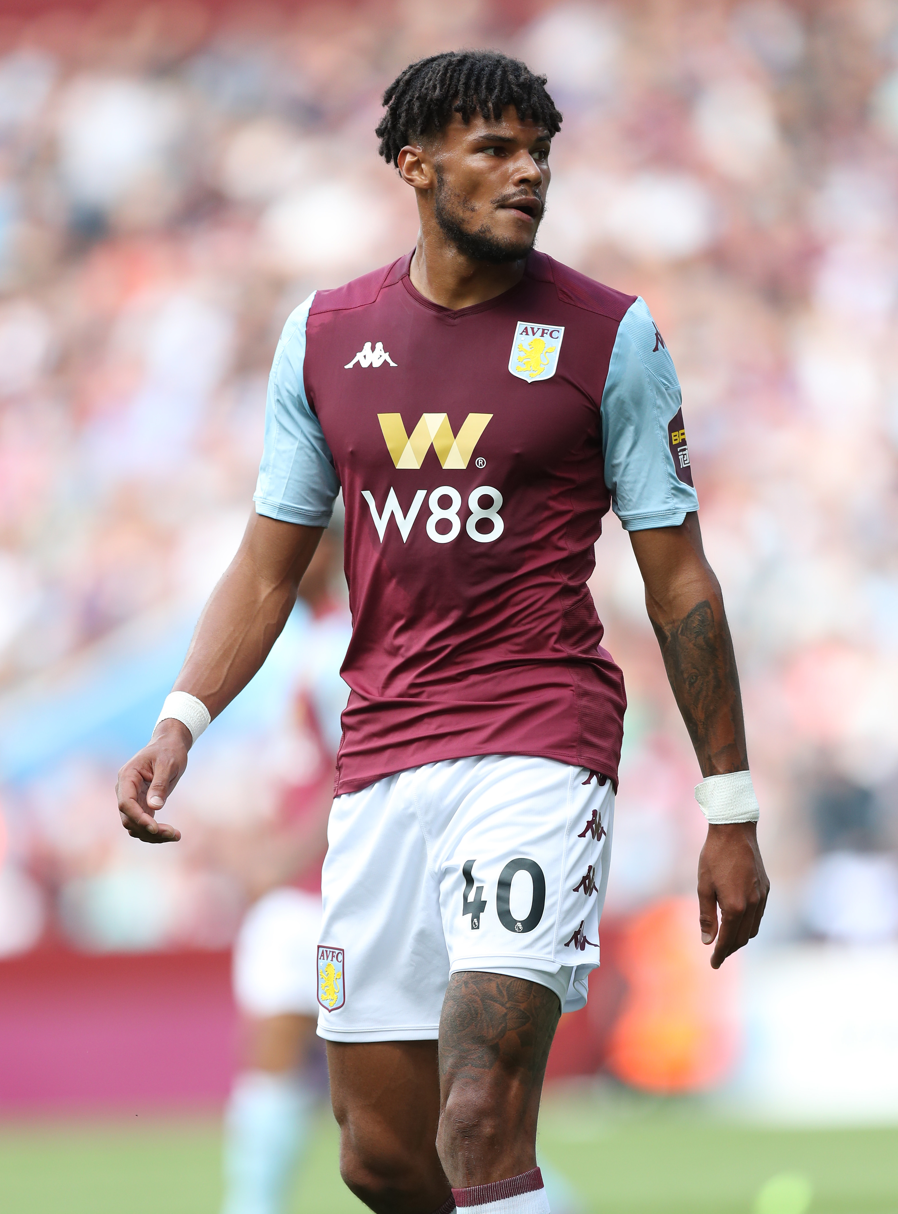 Tyrone Mings - the next great Villa defender