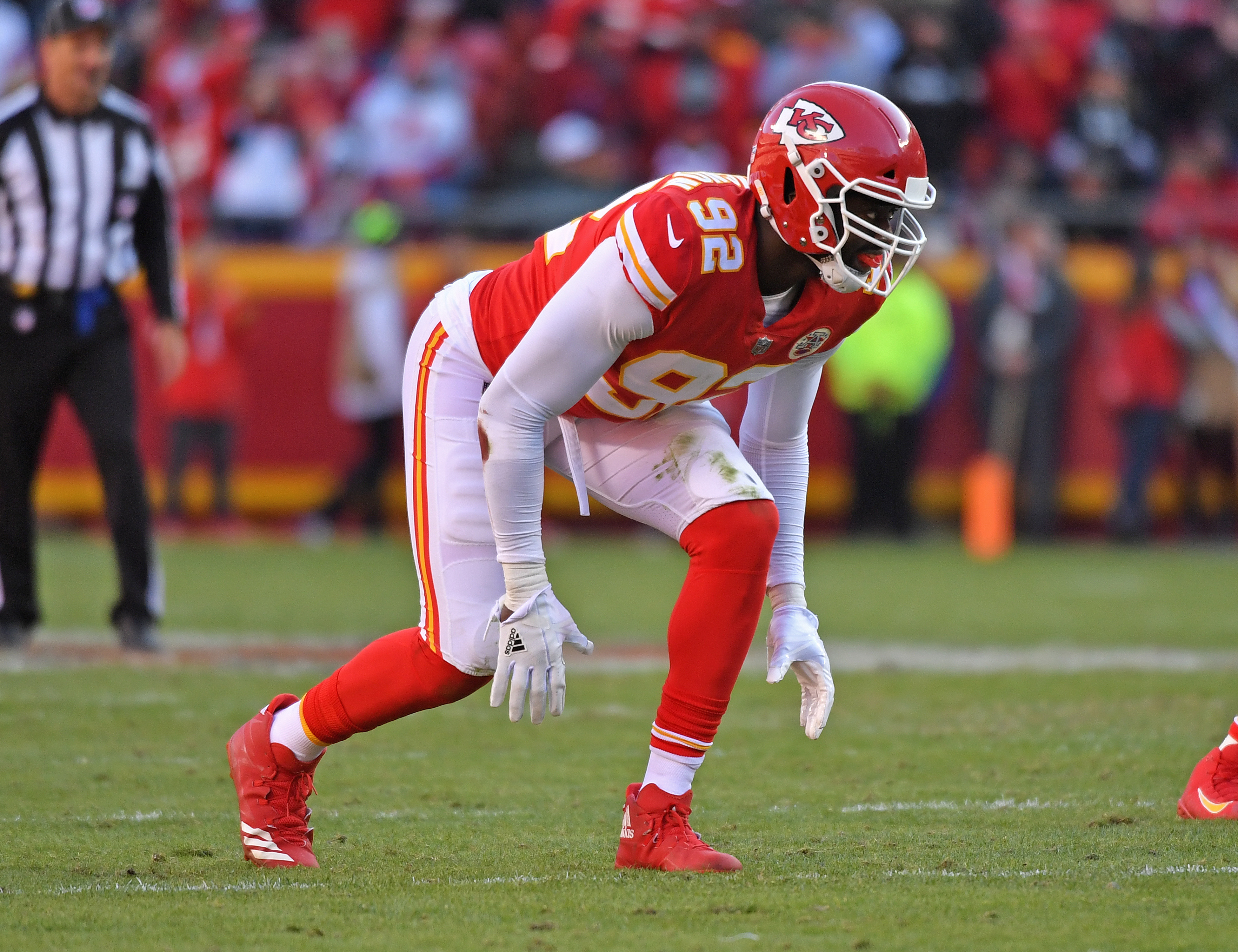Now is the perfect time for Tanoh Kpassagnon to become who the Chiefs drafted him to be