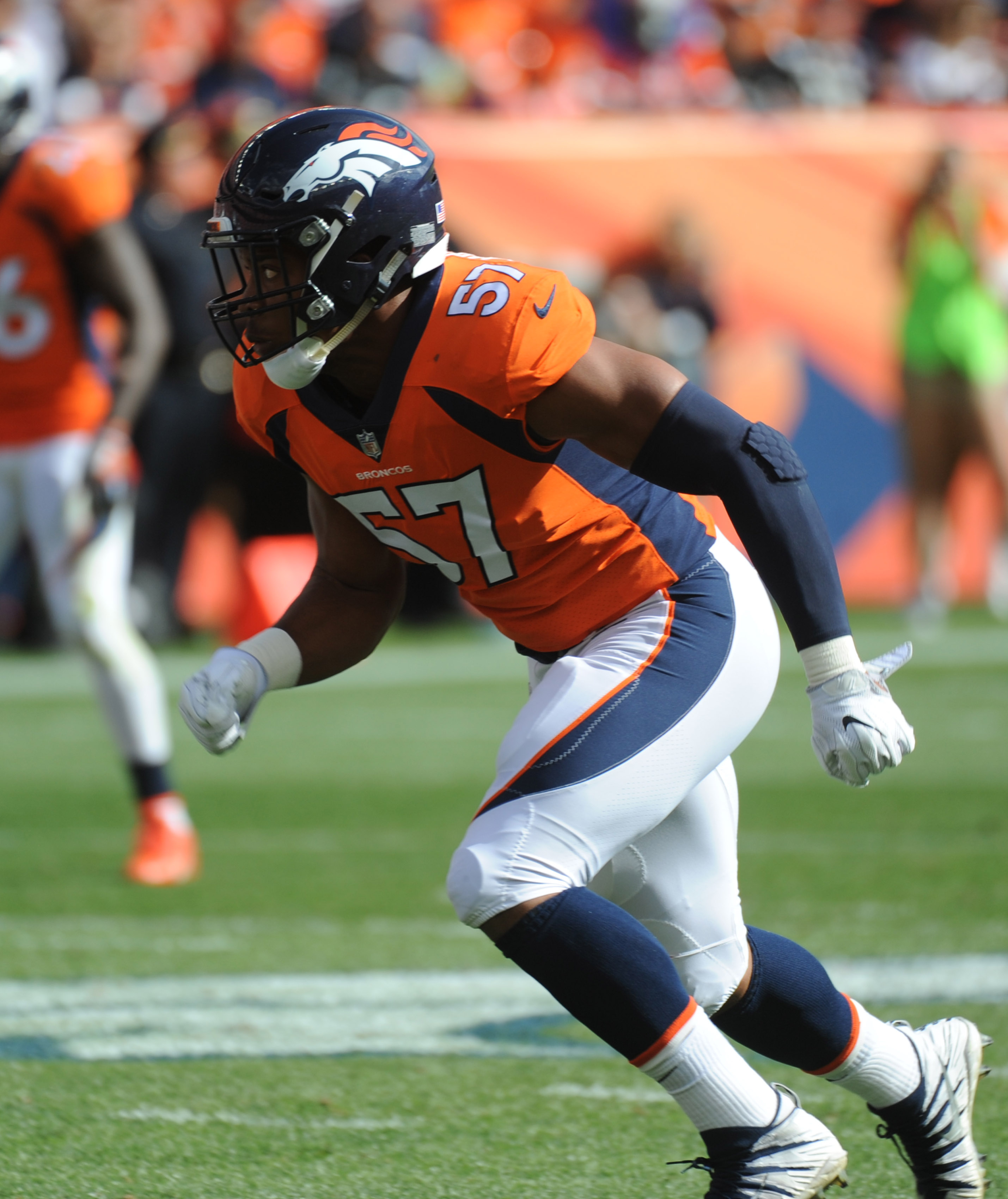 DeMarcus Walker looks ready to prove he belongs with the Broncos — and in the NFL