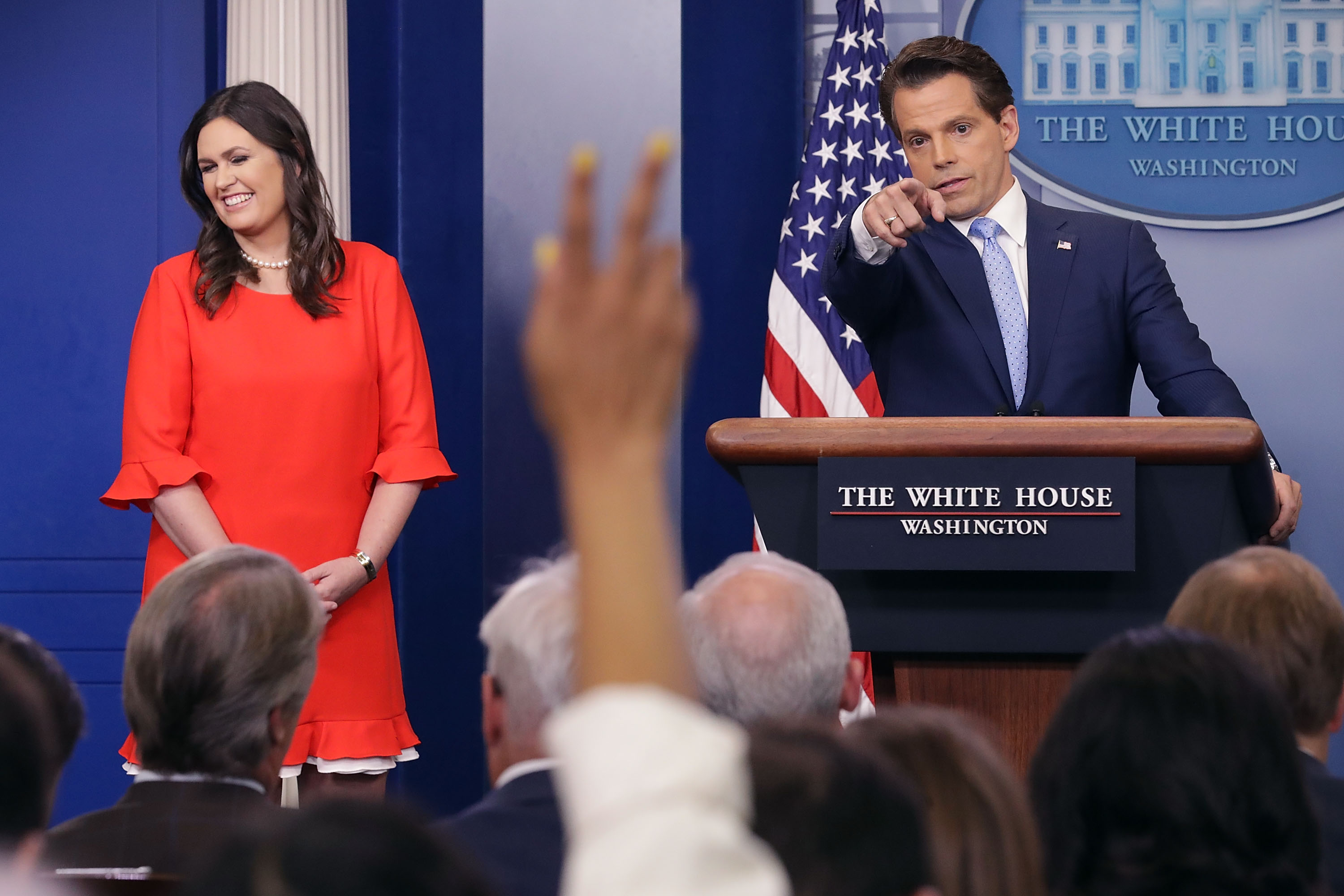 Trump's feud with Anthony Scaramucci, explained