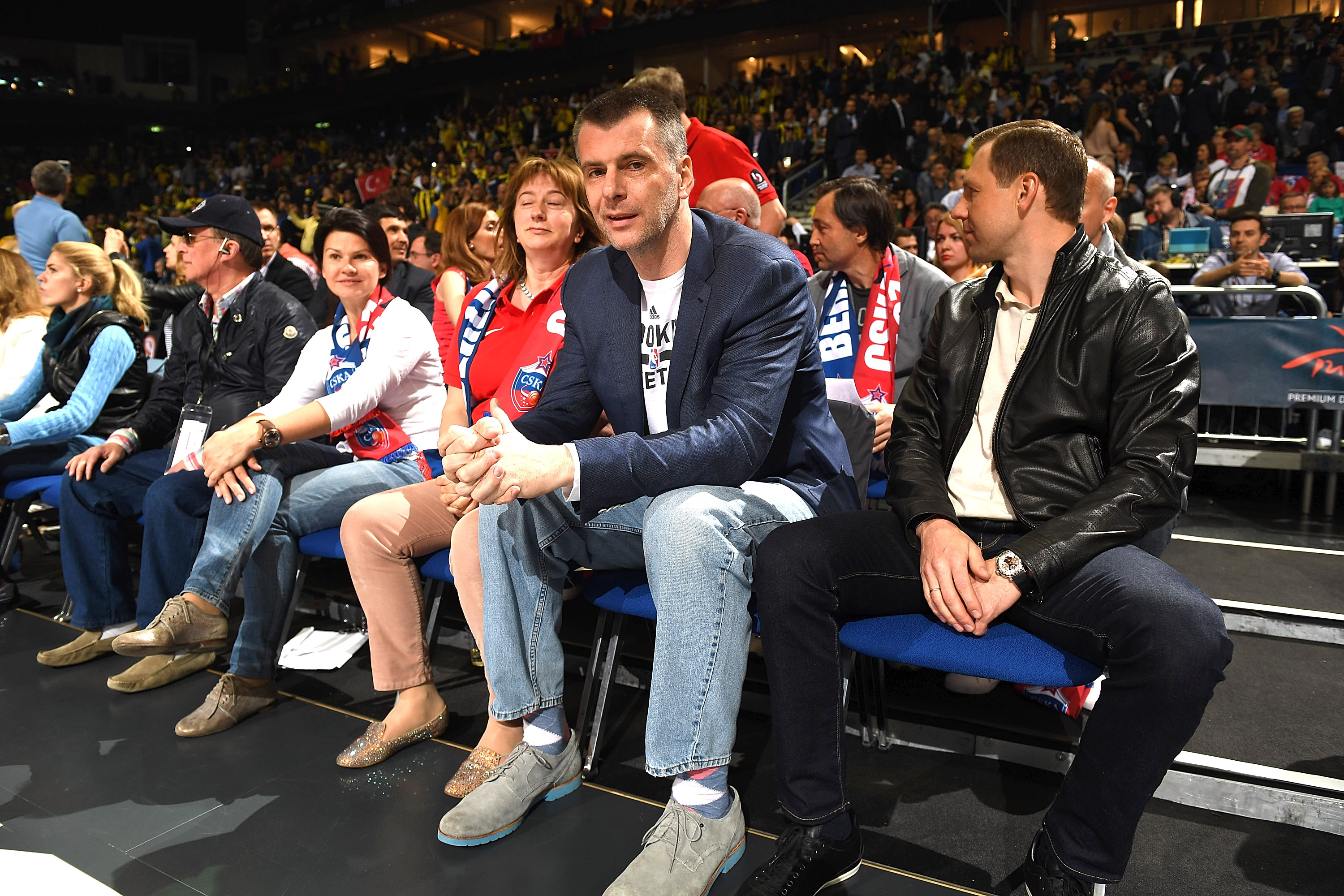 Championship game Fenerbahce Istanbul v CSKA Moscow - Turkish Airlines Euroleague Basketball Final Four Berlin 2016