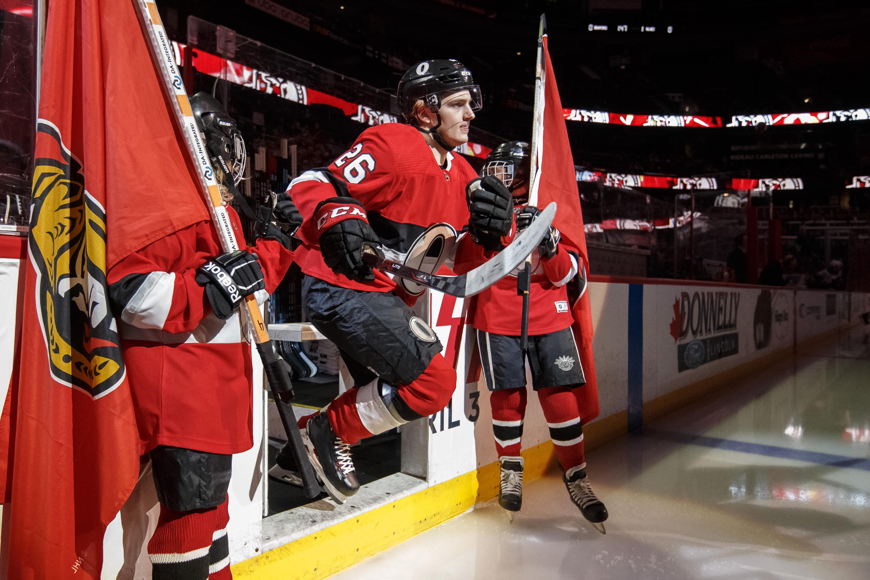 St. Louis Blues v Ottawa Senators
