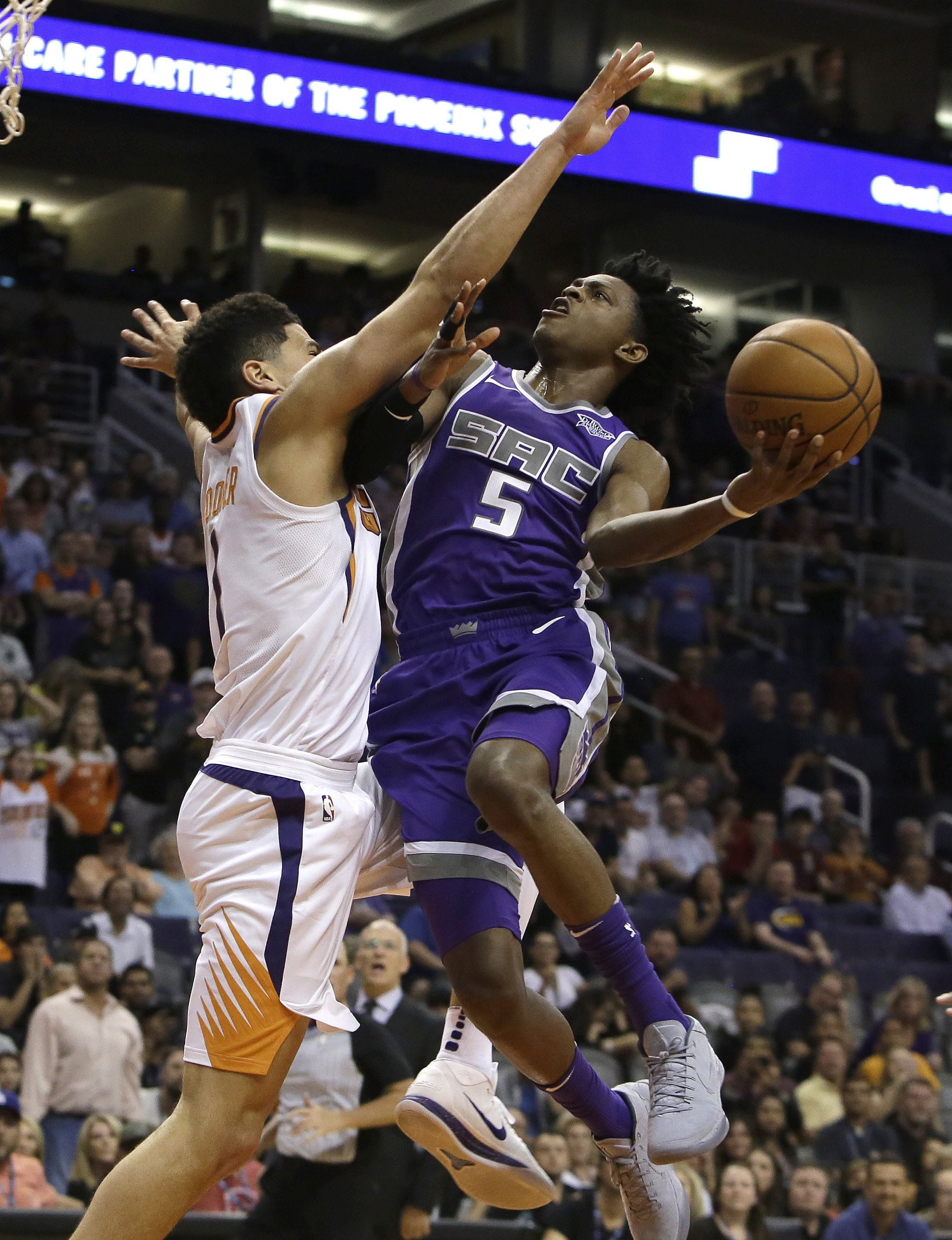 NBA: Sacramento Kings at Phoenix Suns