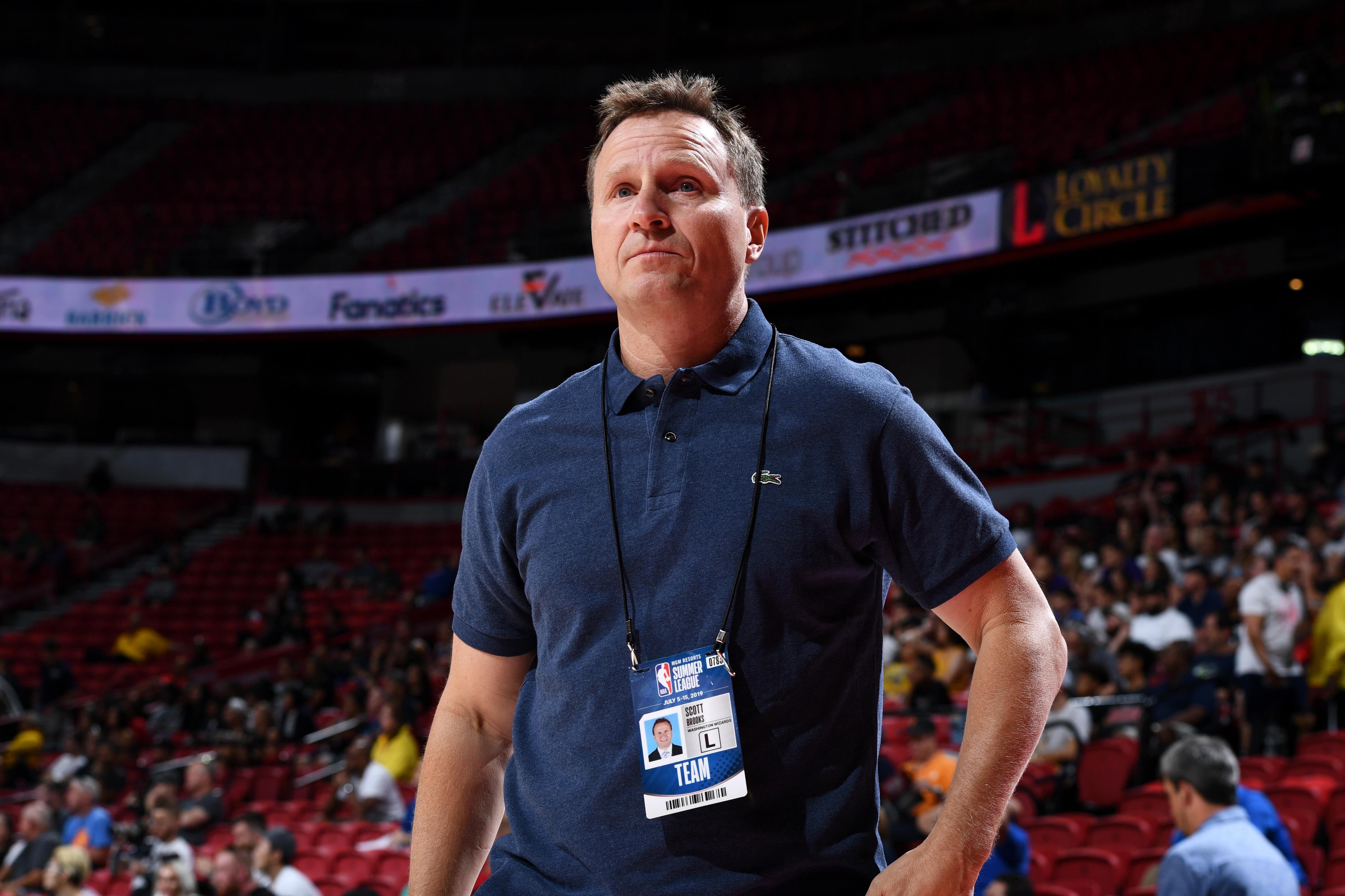 2019 Las Vegas Summer League - Atlanta Hawks v Washington Wizards
