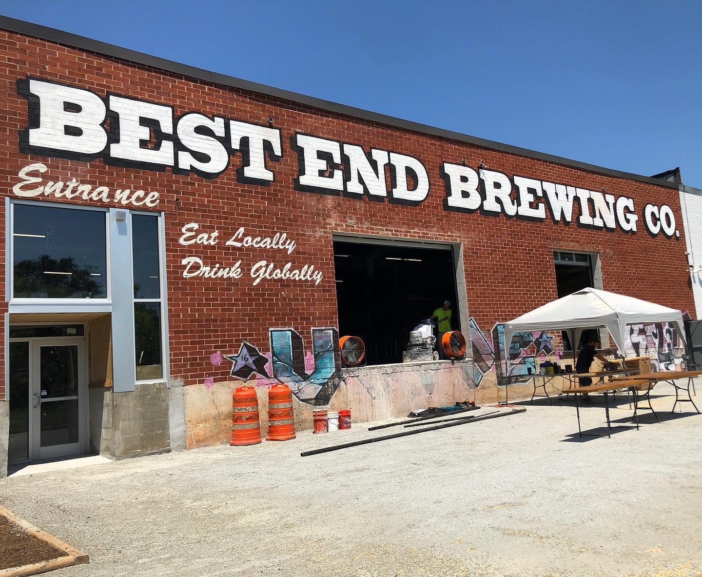 Brewpub Best End Brewing Opens Next Month in West End