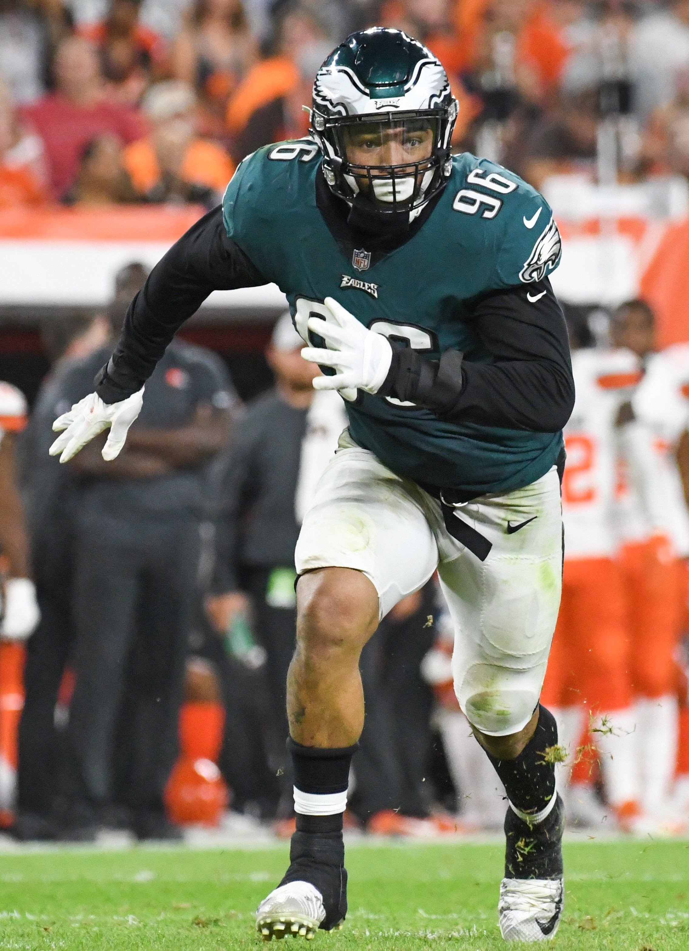 Let's try this again: THIS will be Derek Barnett's breakout season with the Eagles