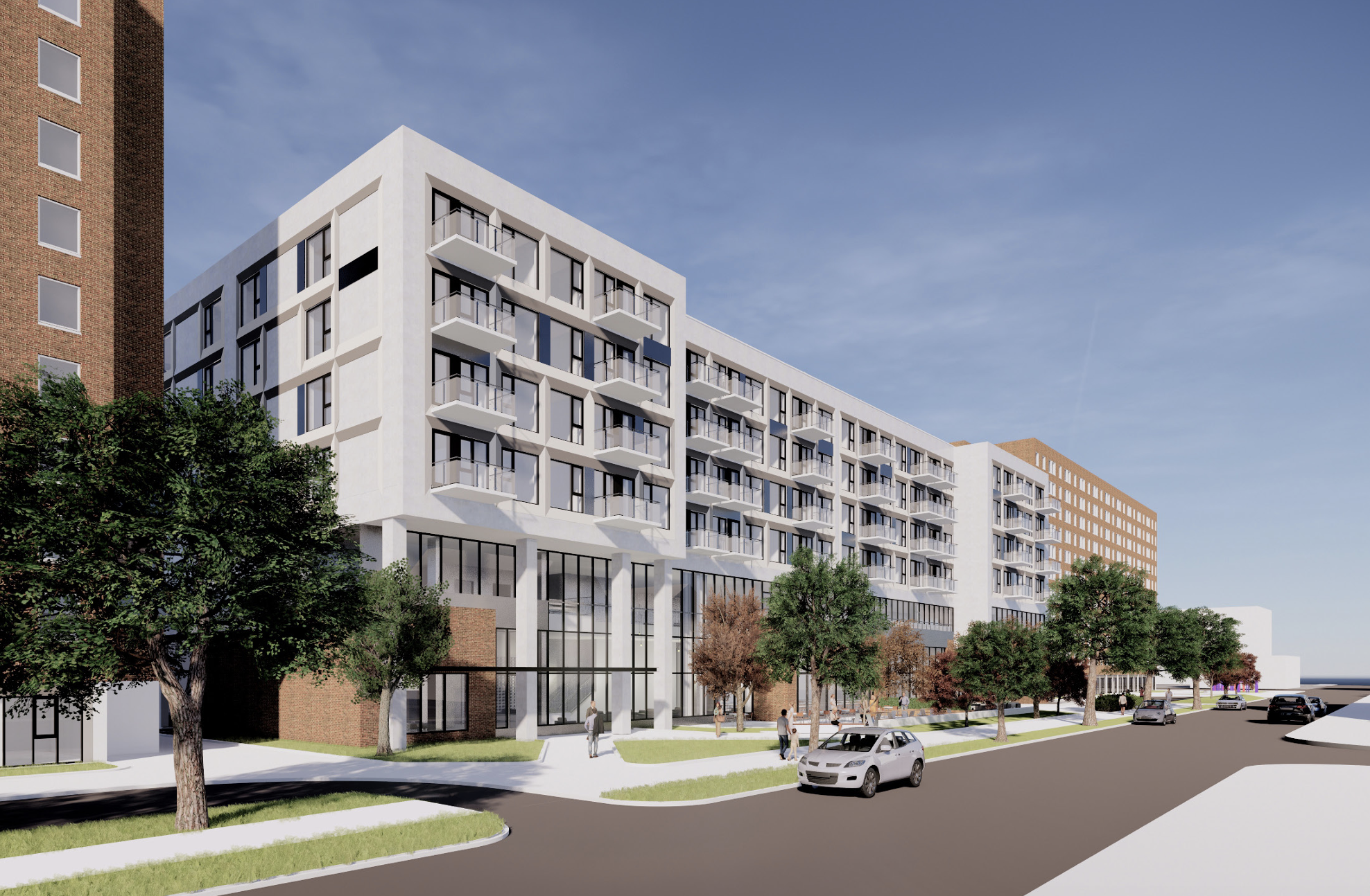 Lincoln Park senior housing complex tapped for mixed-income apartment expansion