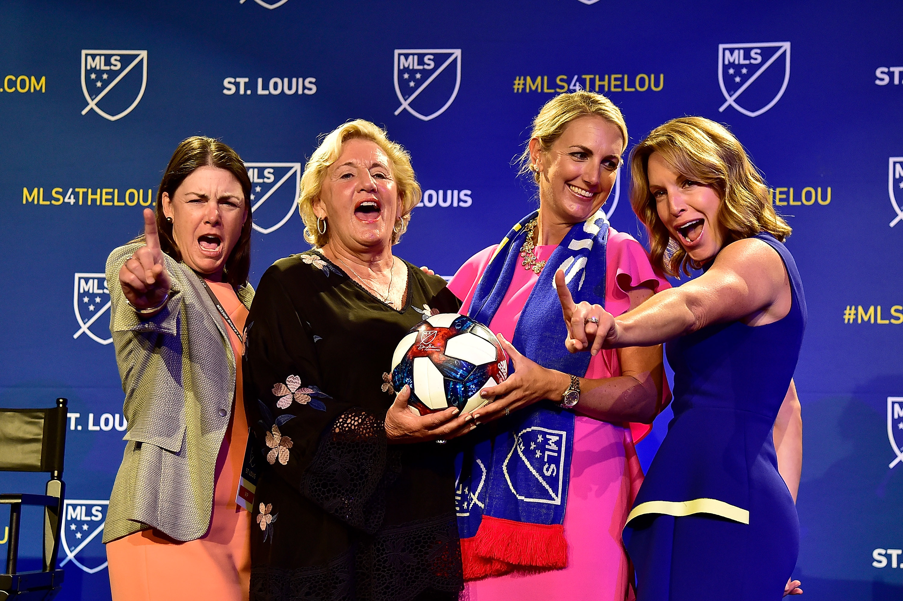 MLS: MLS4TheLou-St. Louis Press Conference