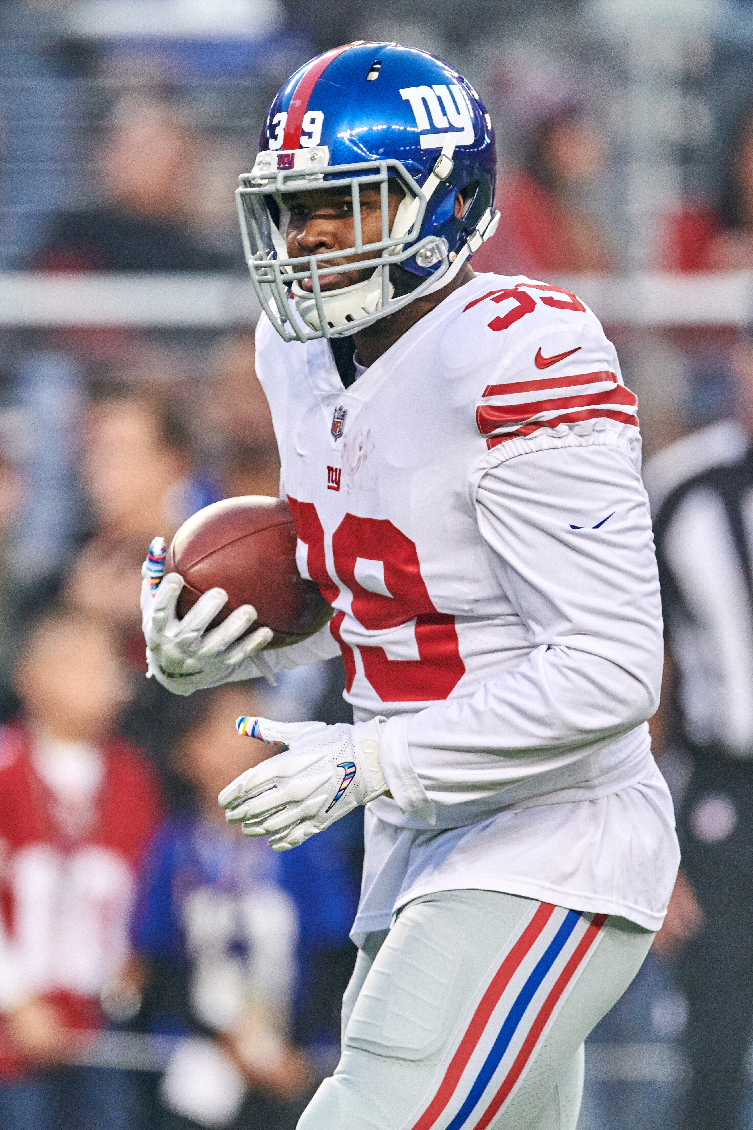 Elijhaa Penny is more to the Giants than just Saquon Barkley's lead blocker