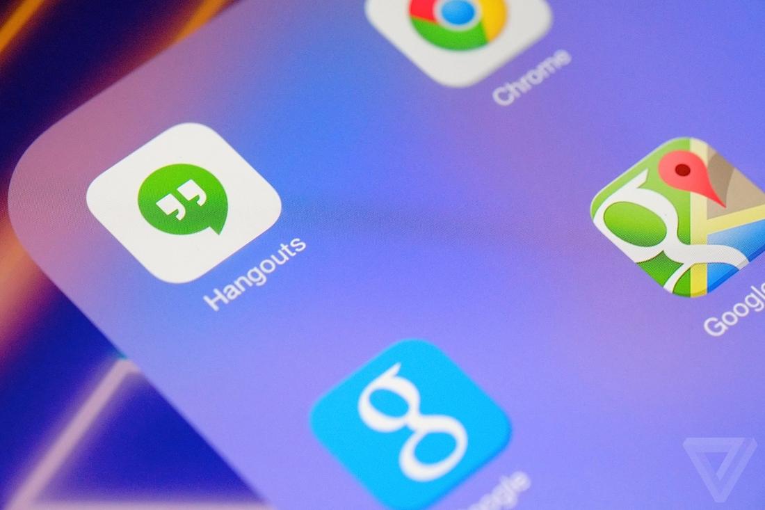 google hangouts ios app apps icons