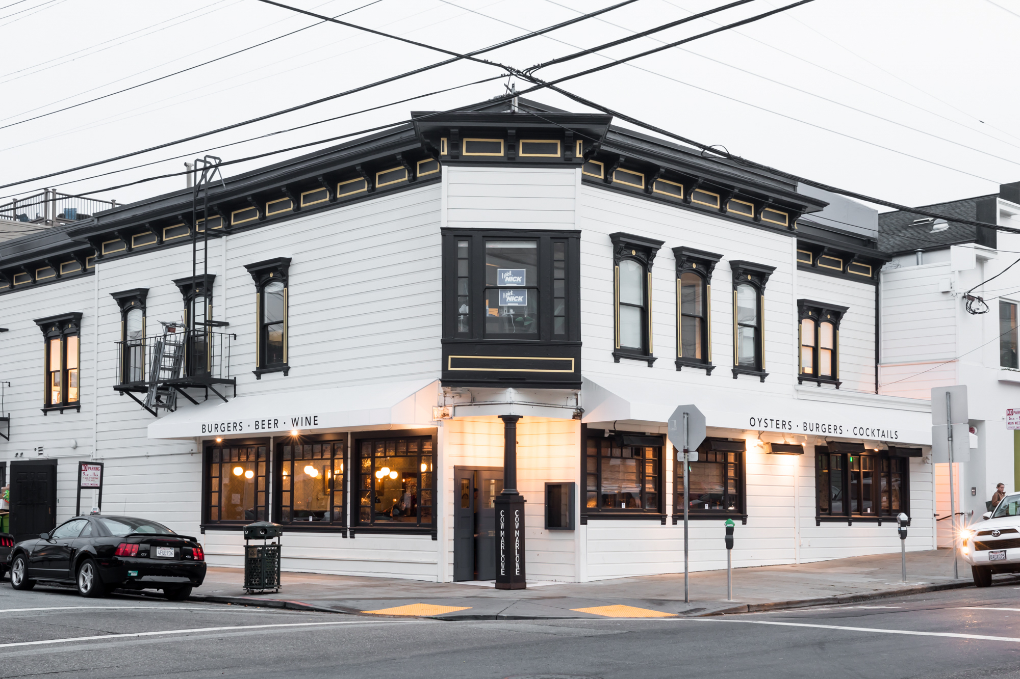 Marlowe's Cow Hollow Spinoff Is Closed and Getting a Preppy New Identity