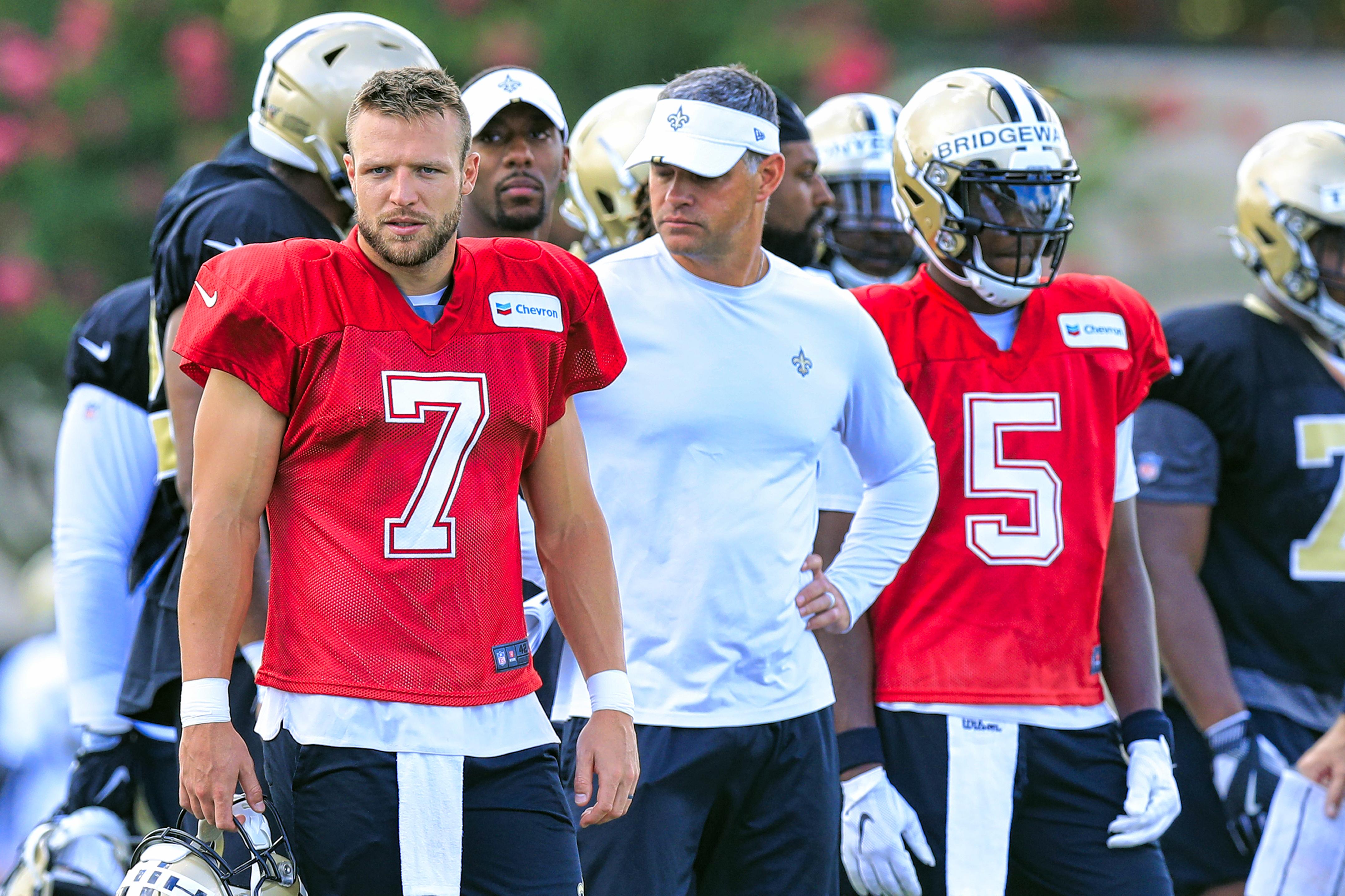 NFL: AUG 07 Saints Training Camp
