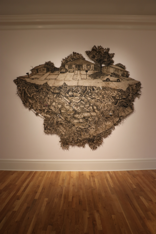 Gordon Plaza art exhibit opens at Tulane University