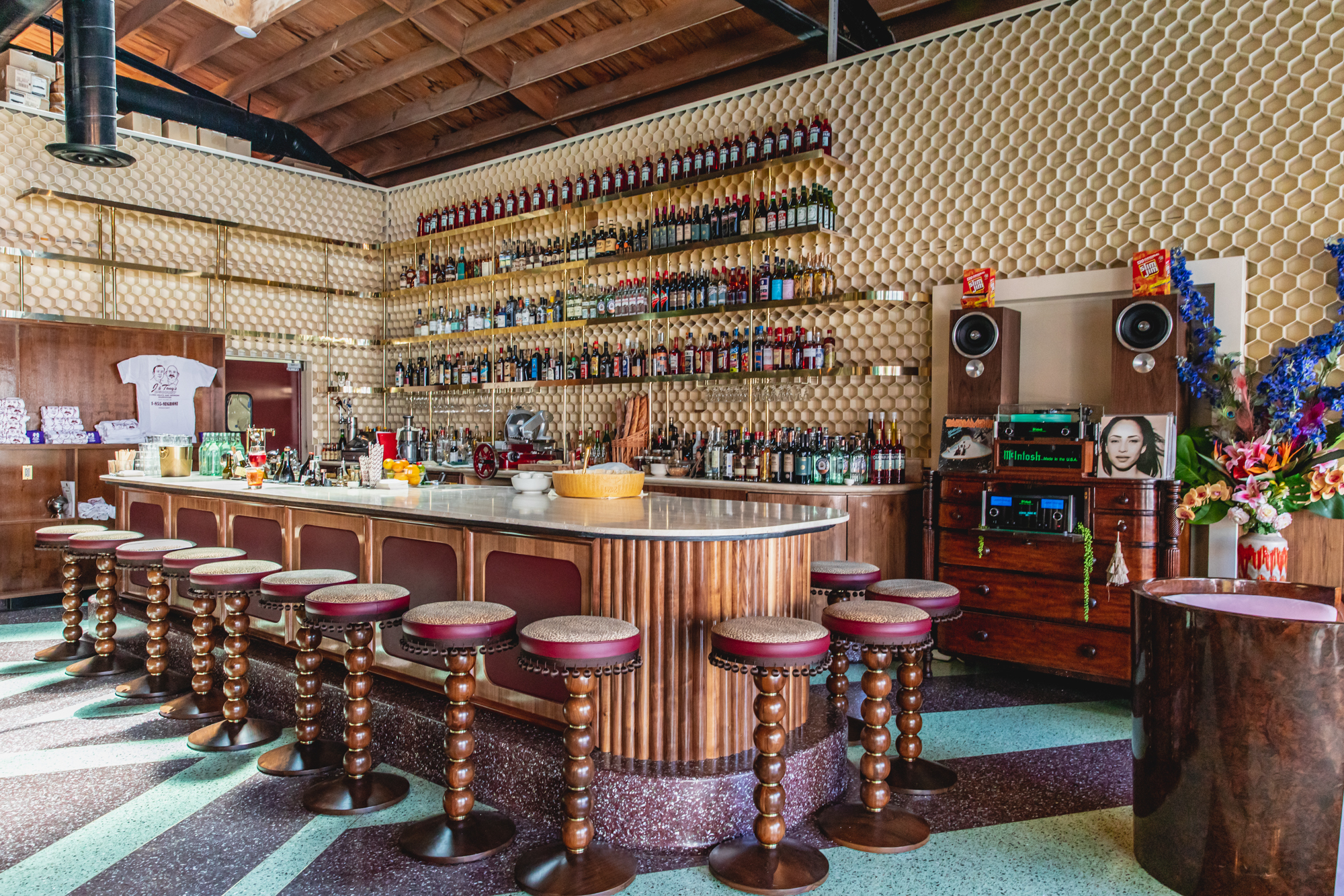 Daytime Drinking Den and Snack Shop Opens in East Village
