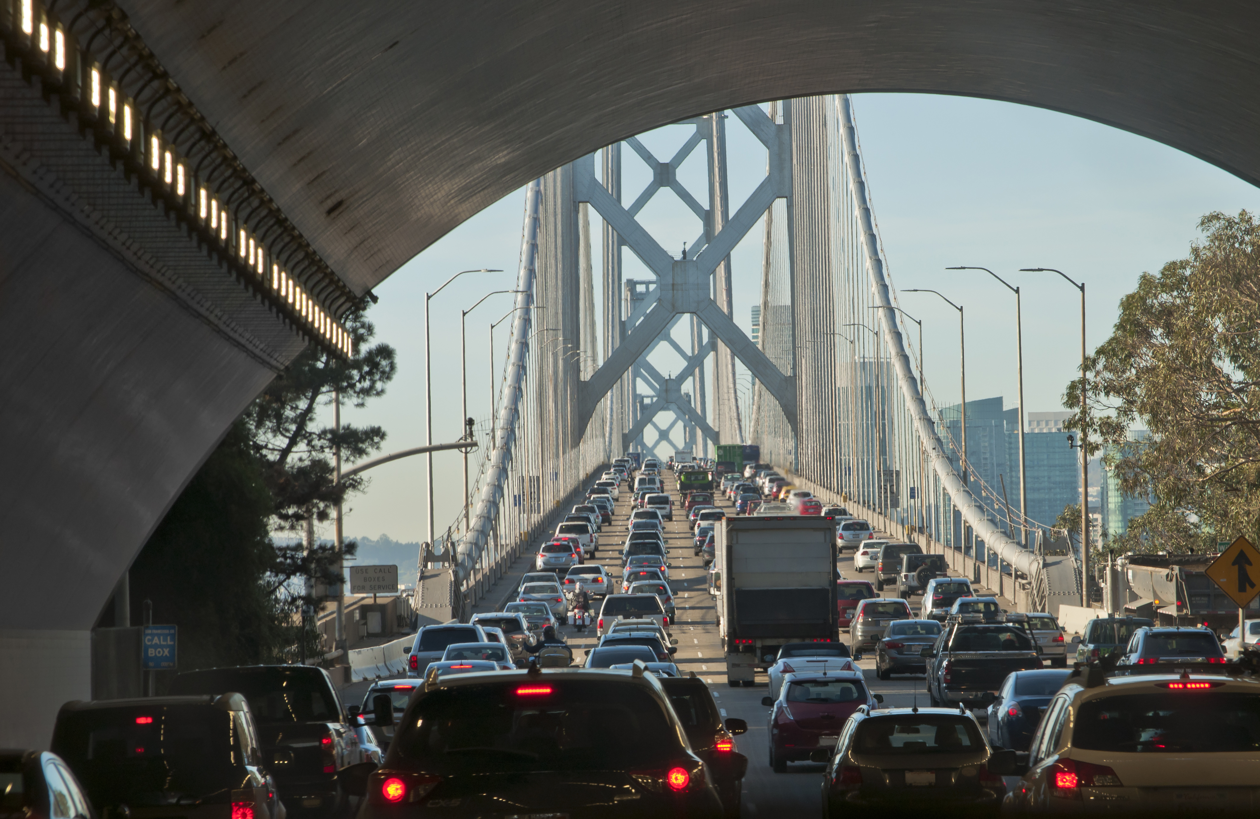 Here's every study of every terrible thing Lyft and Uber do to SF traffic