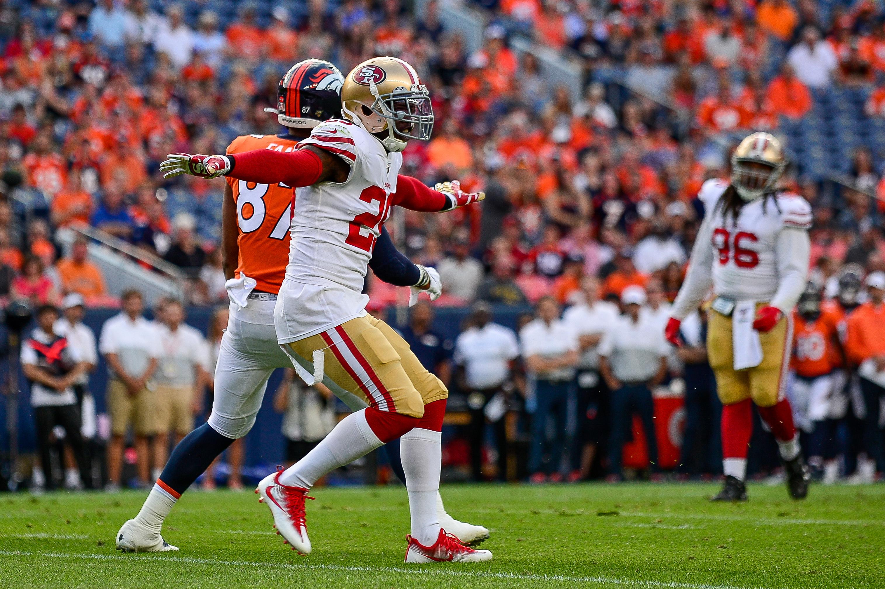 San Francisco 49ers v Denver Broncos