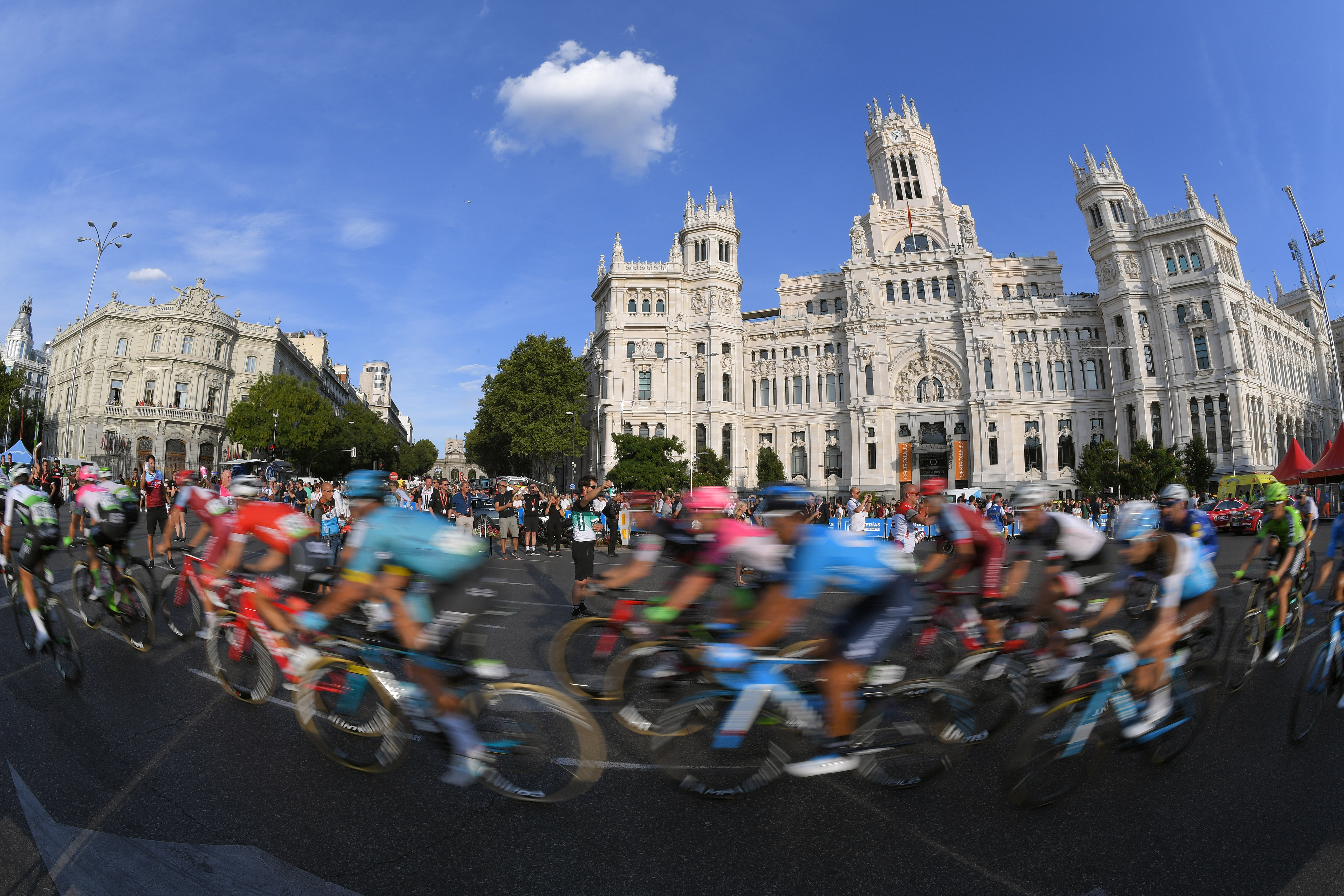 Cycling: 73rd Tour of Spain 2018 / Stage 21