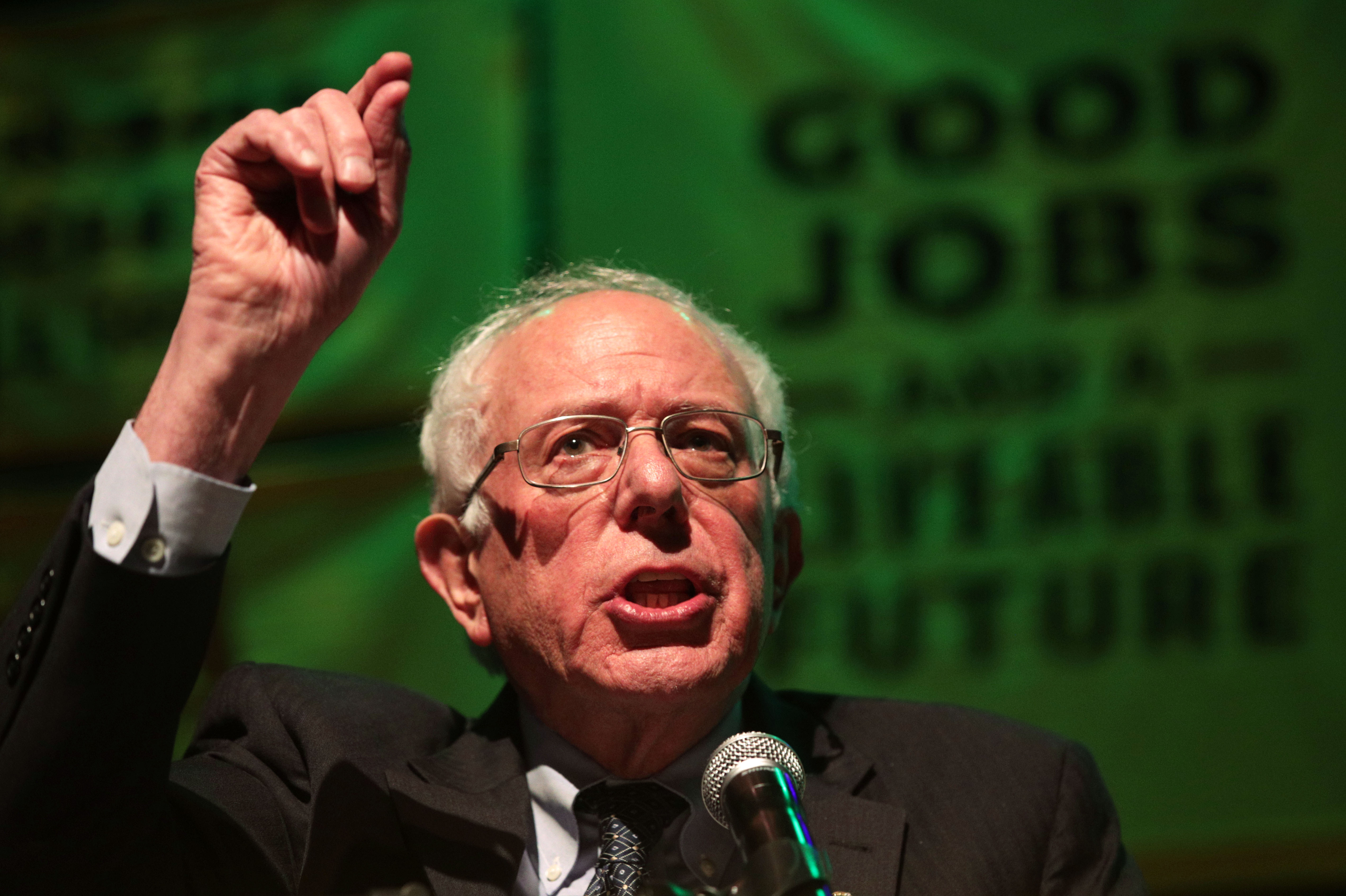 Bernie Sanders's Green New Deal, explained